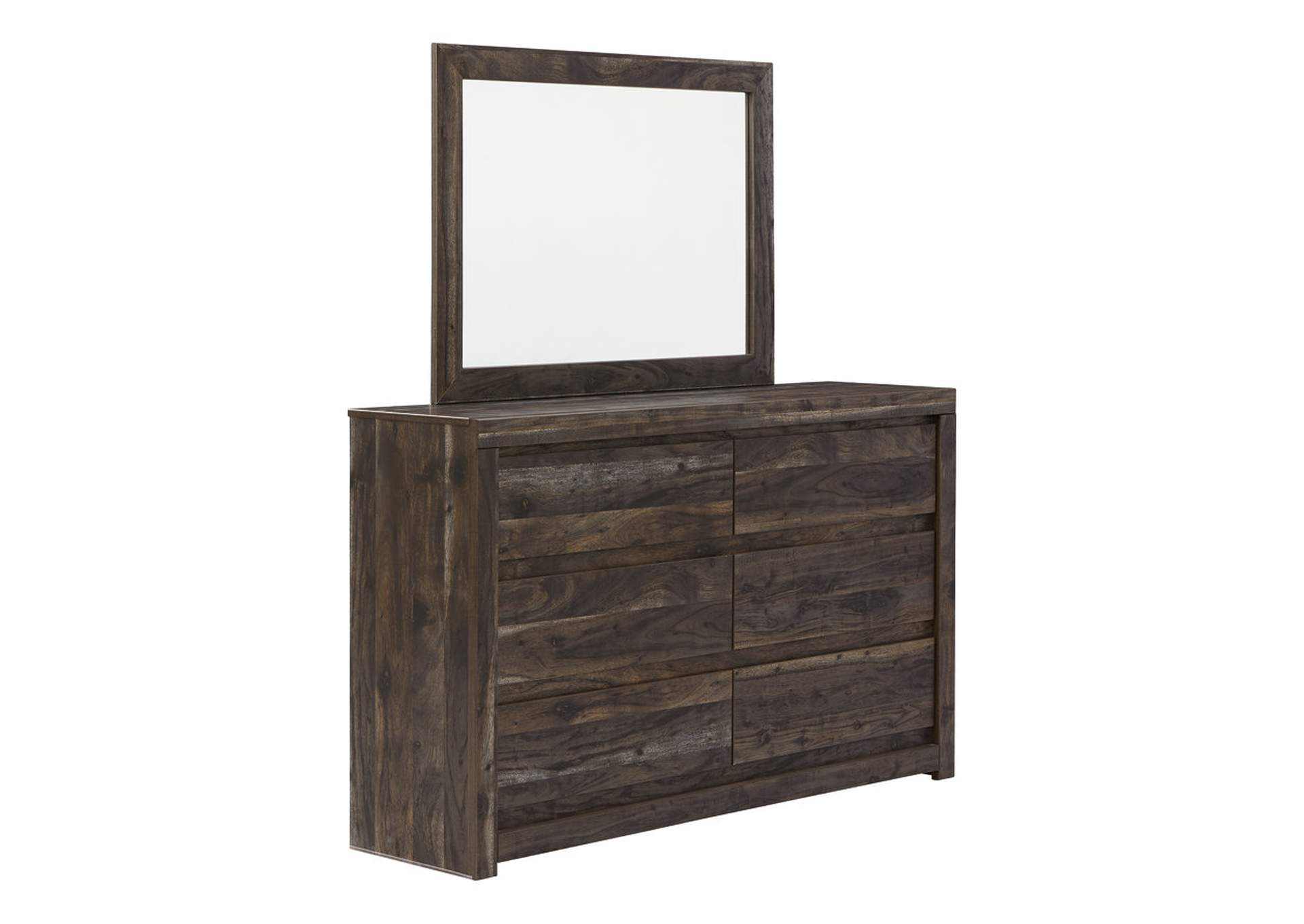Vay Bay Bedroom Mirror,Benchcraft
