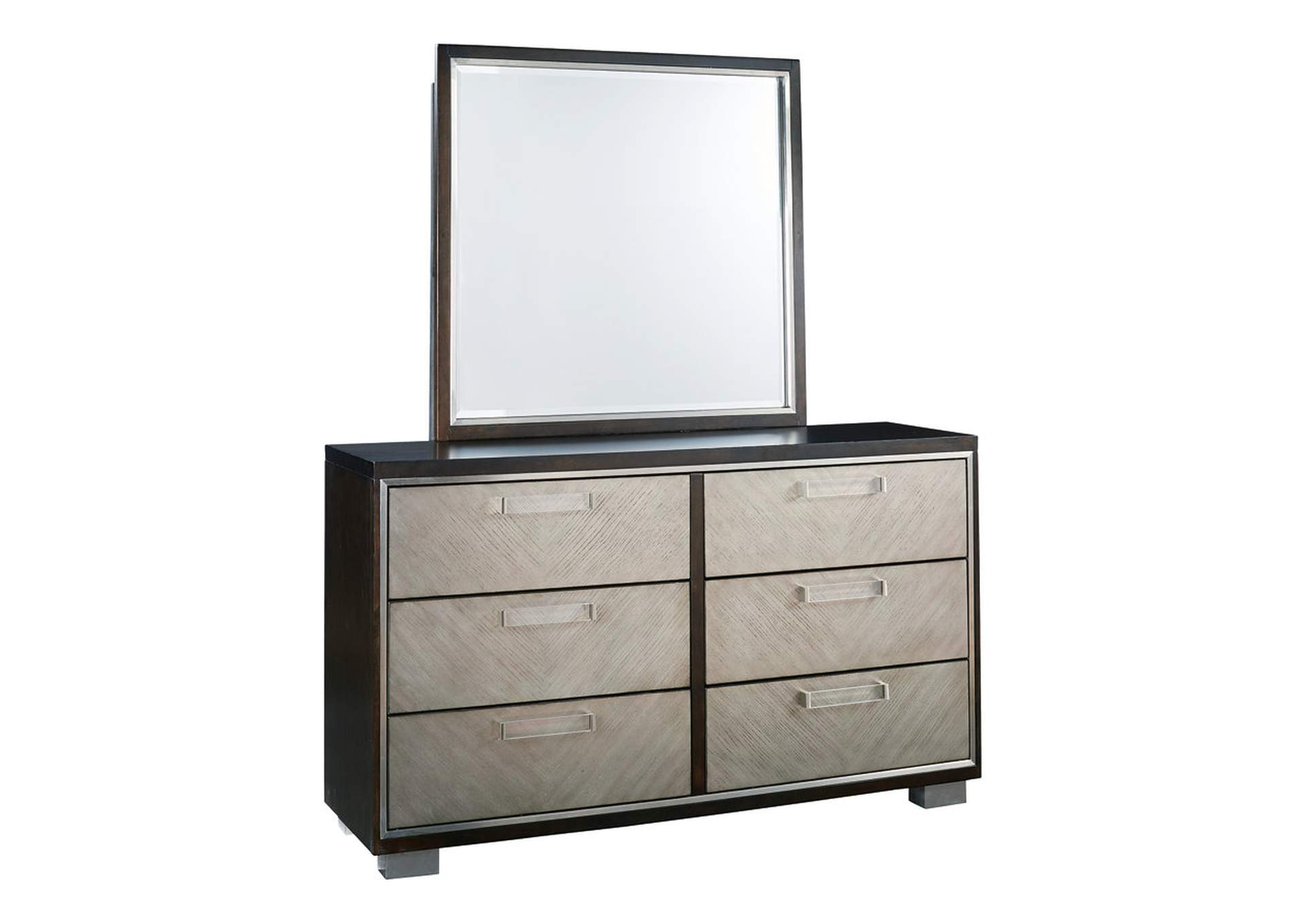 Maretto Dresser and Mirror,Signature Design By Ashley