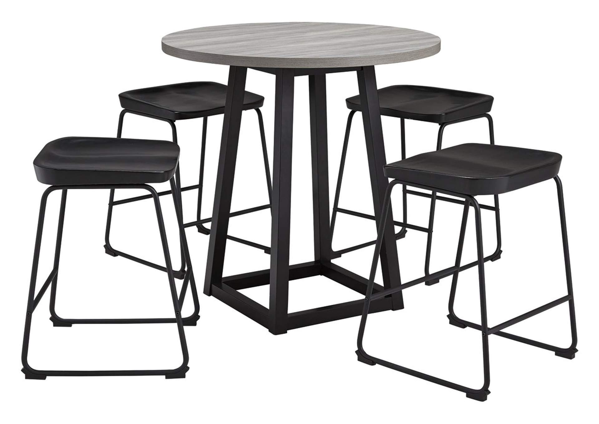 Showdell Counter Height Bar Stool (Set of 2),Signature Design By Ashley