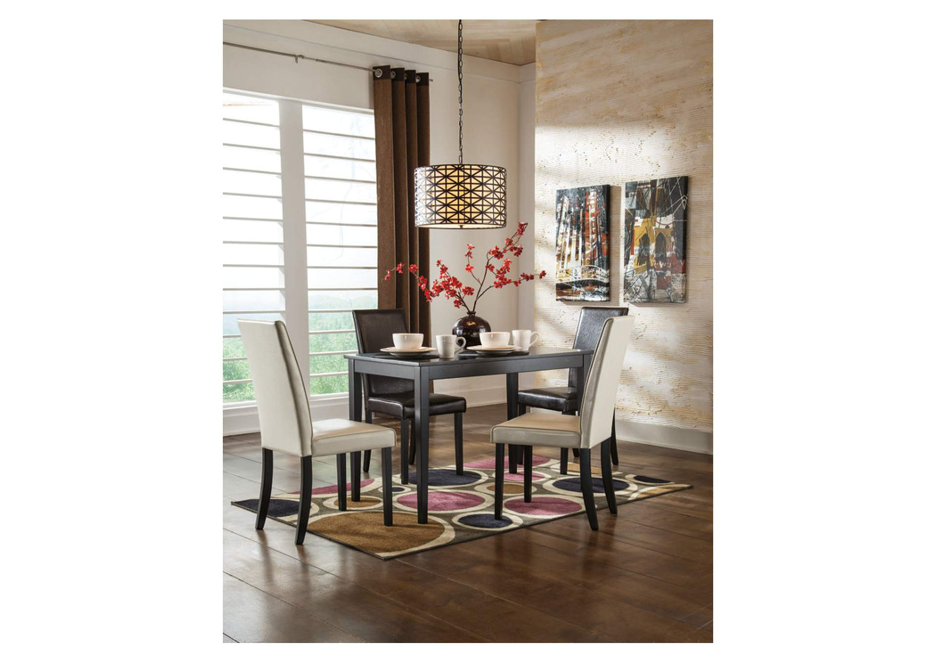 Kimonte Dining Room Chair (Set of 2),Signature Design By Ashley