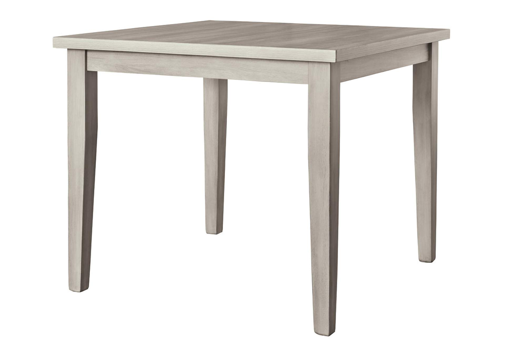Loratti Gray Dining Table,Signature Design By Ashley