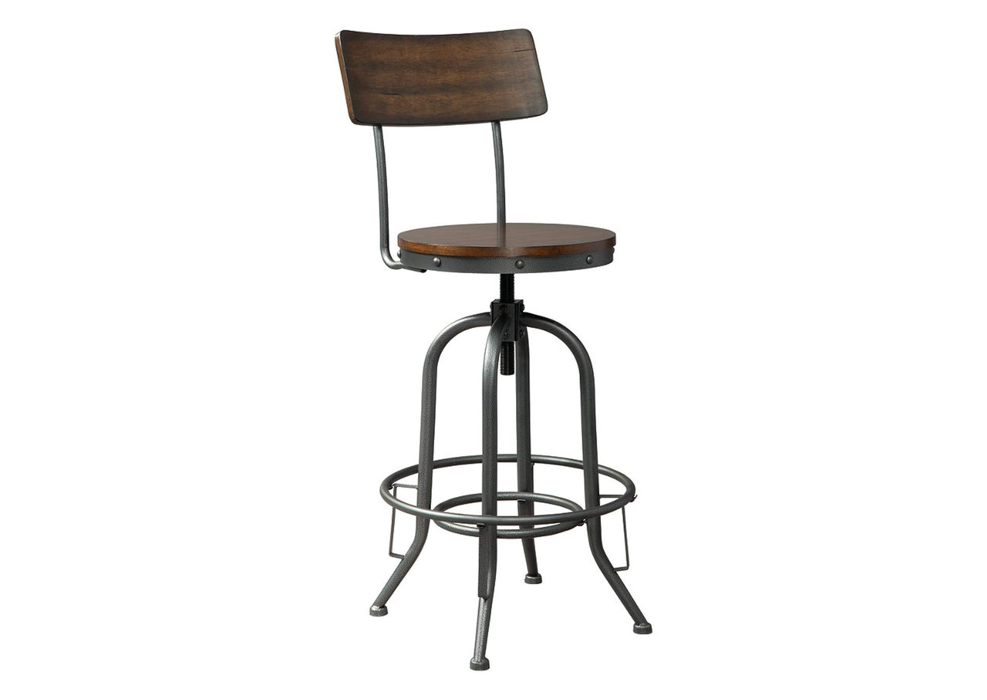 Odium Pub Height Bar Stool (Set of 2),Signature Design By Ashley