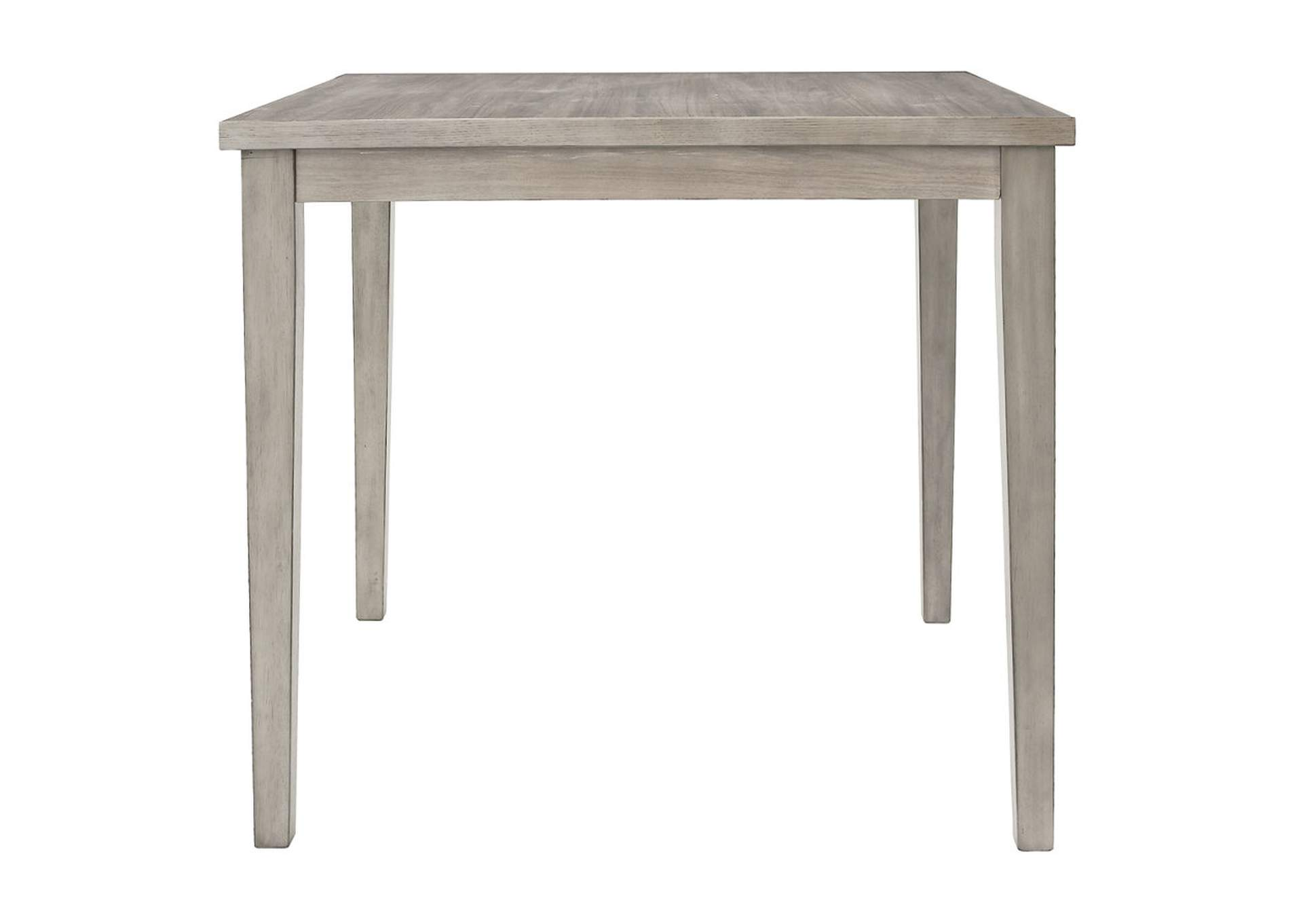 Parellen Gray Counter Dining Table,Signature Design By Ashley