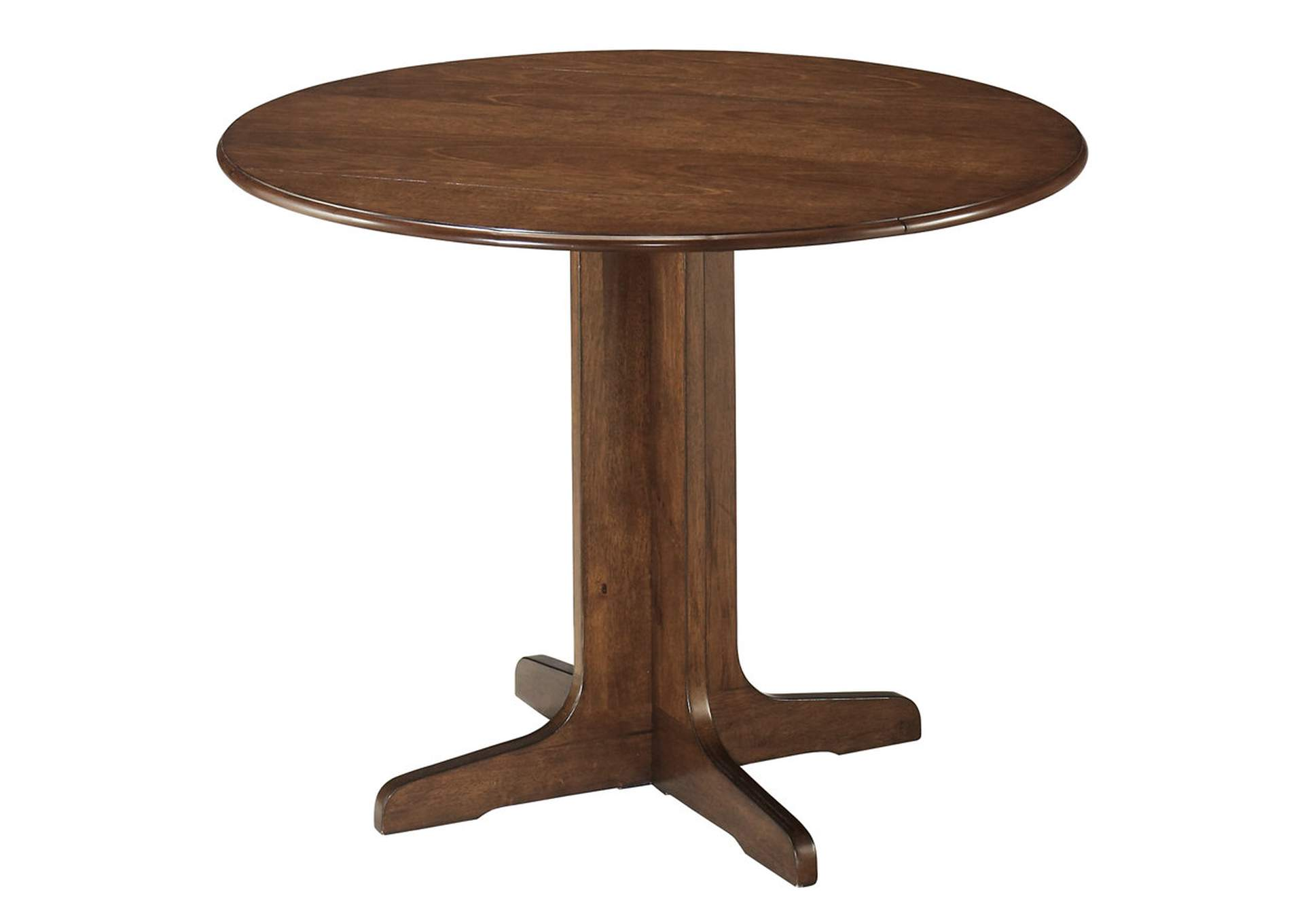 Stuman Round Drop Leaf Table,Direct To Consumer Express