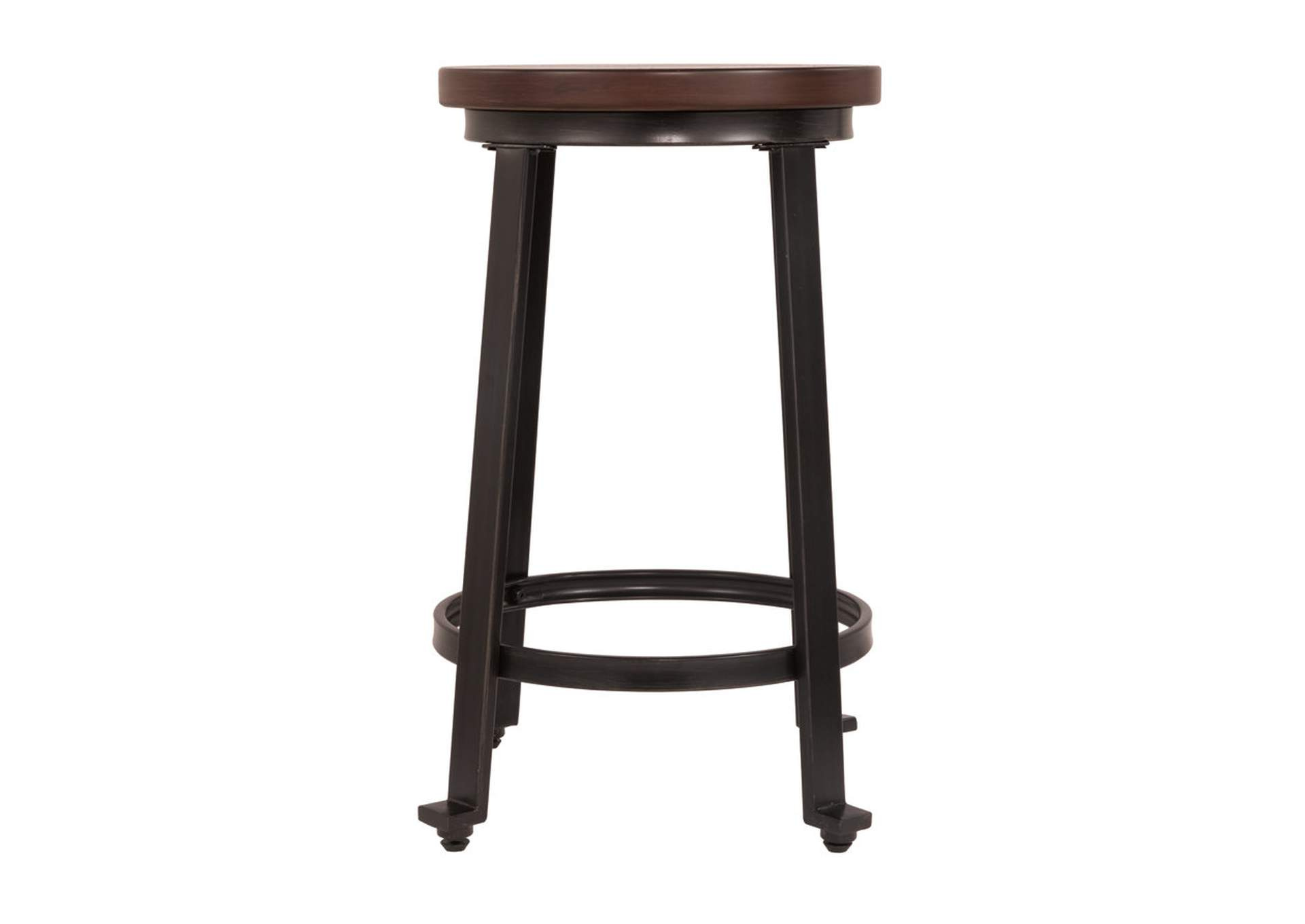 Challiman Counter Height Bar Stool (Set of 2),Signature Design By Ashley