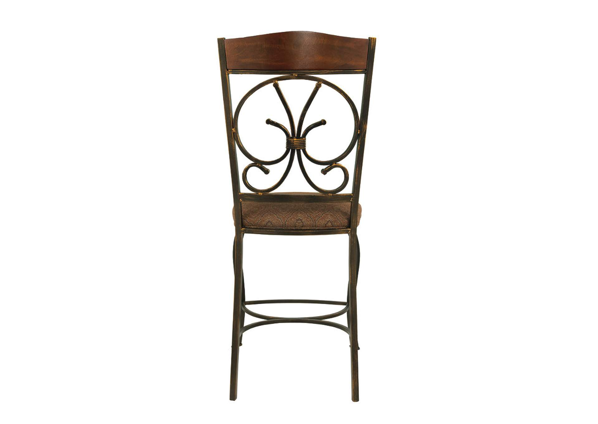 Glambrey Counter Height Bar Stool (Set of 4),Direct To Consumer Express