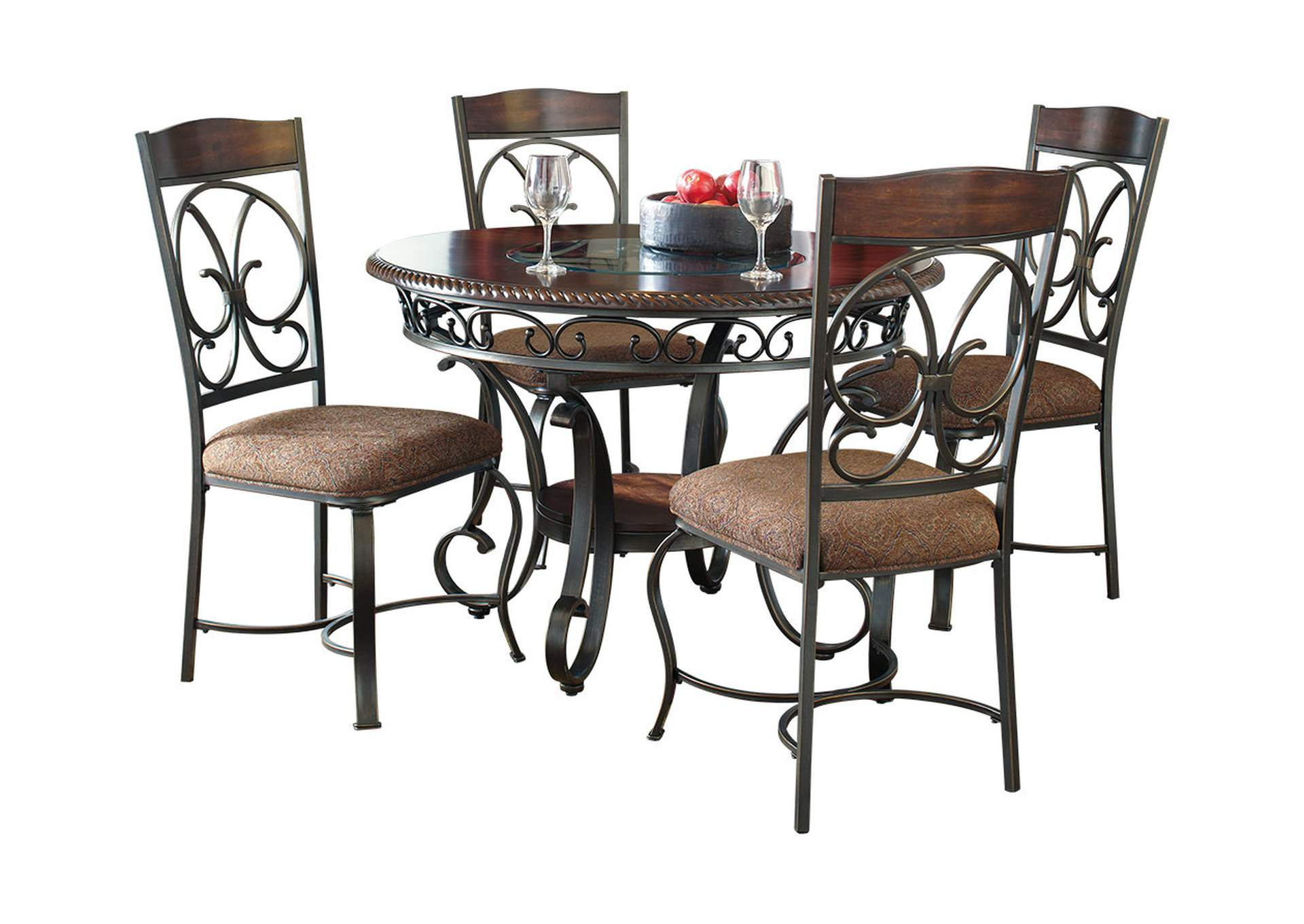 Glambrey Dining Room Chair (Set of 4),Direct To Consumer Express
