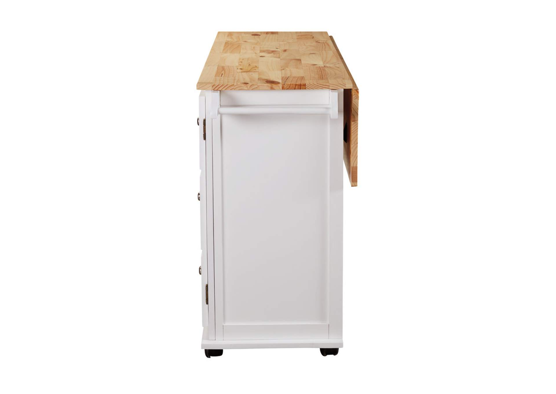 Withurst Kitchen Cart,Signature Design By Ashley