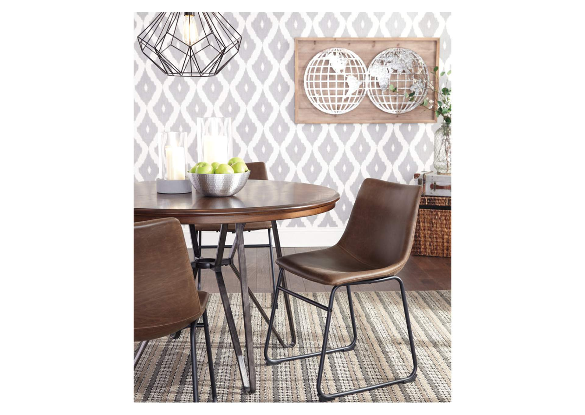 Centiar Single Dining Room Chair,Signature Design By Ashley