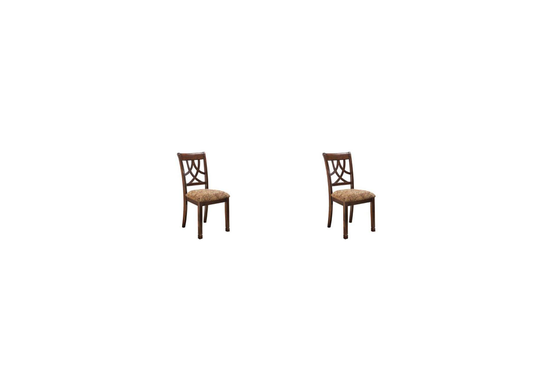 Leahlyn Upholstered Side Chair (Set of 2),Direct To Consumer Express