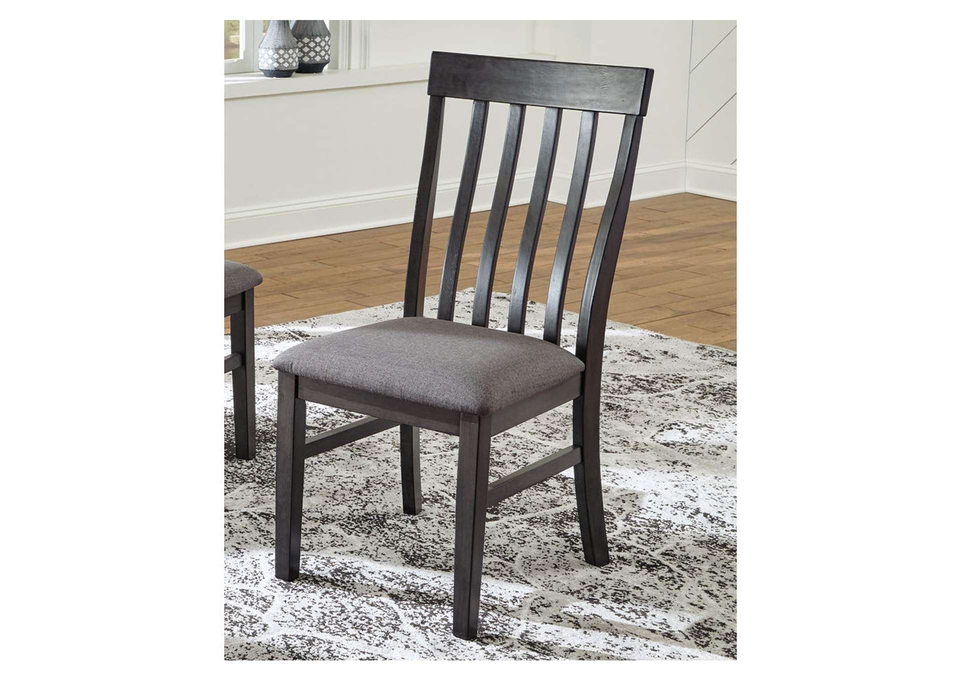 Luvoni Dining Room Chair (Set of 2),Benchcraft