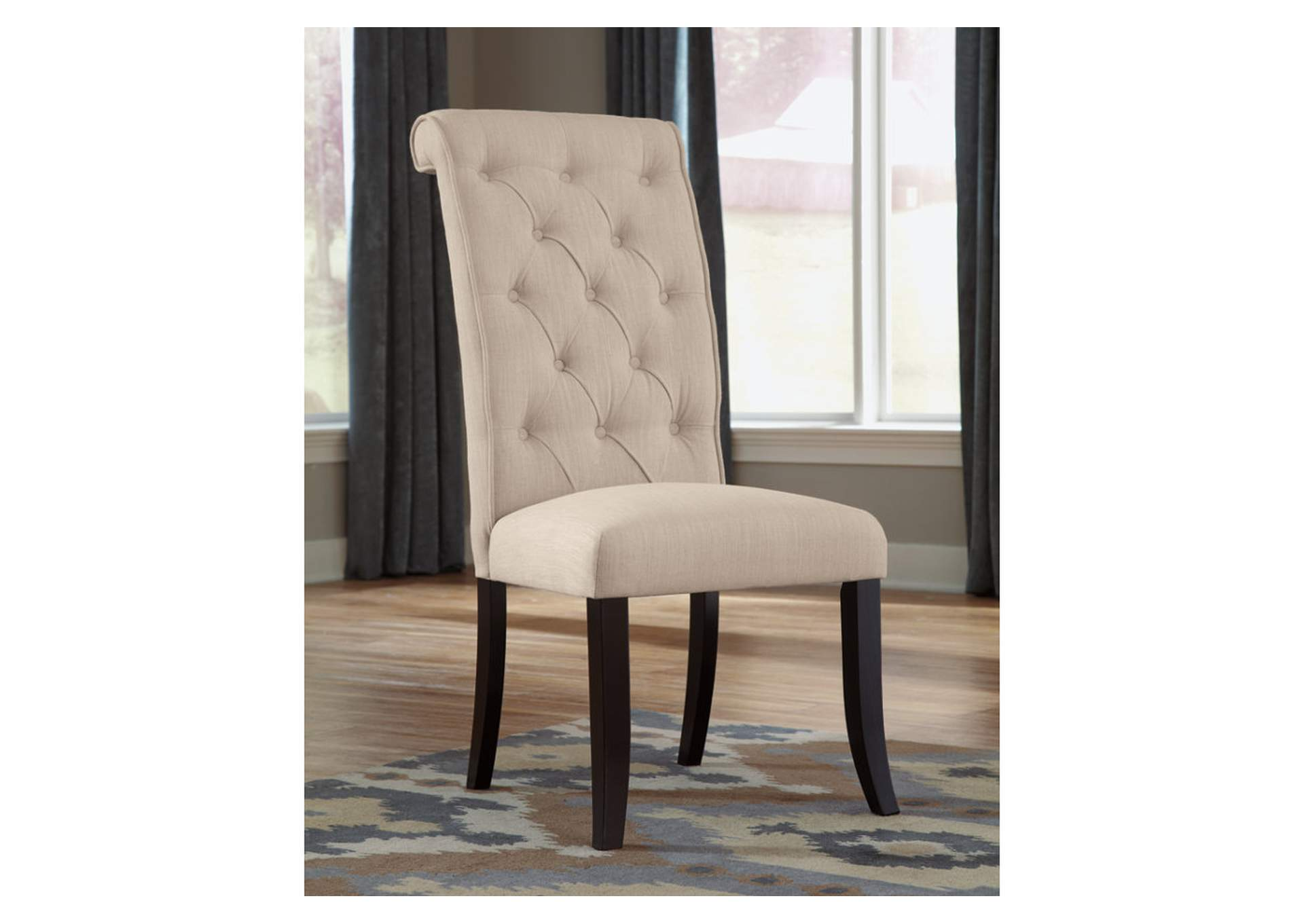 Tripton Upholstered Side Chair (Set of 2),Direct To Consumer Express