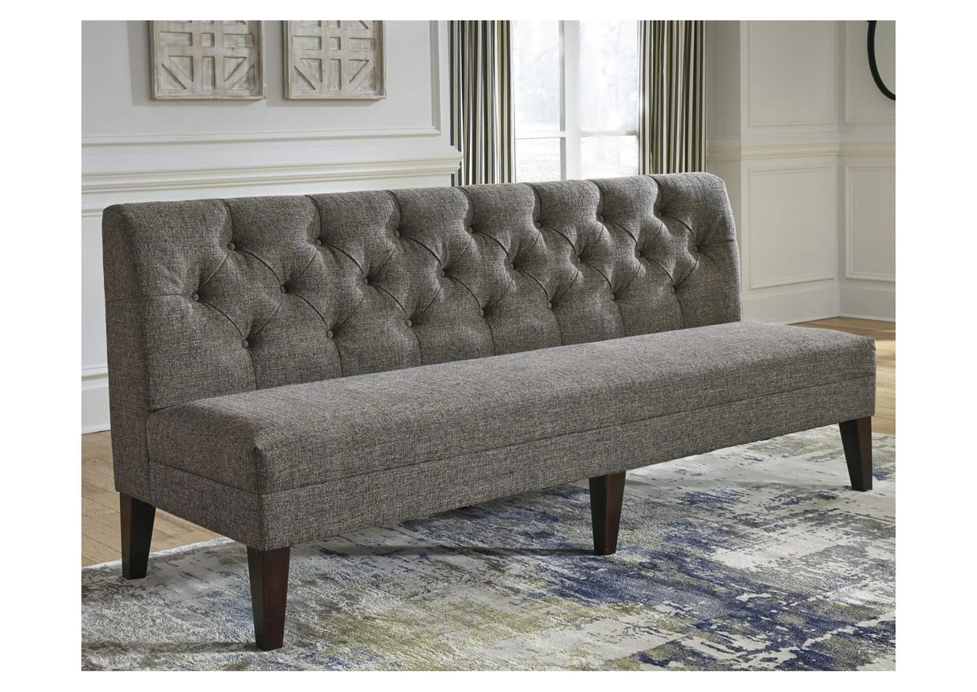 Extra Large Upholstered Dining Room Bench Alabama Furniture Market