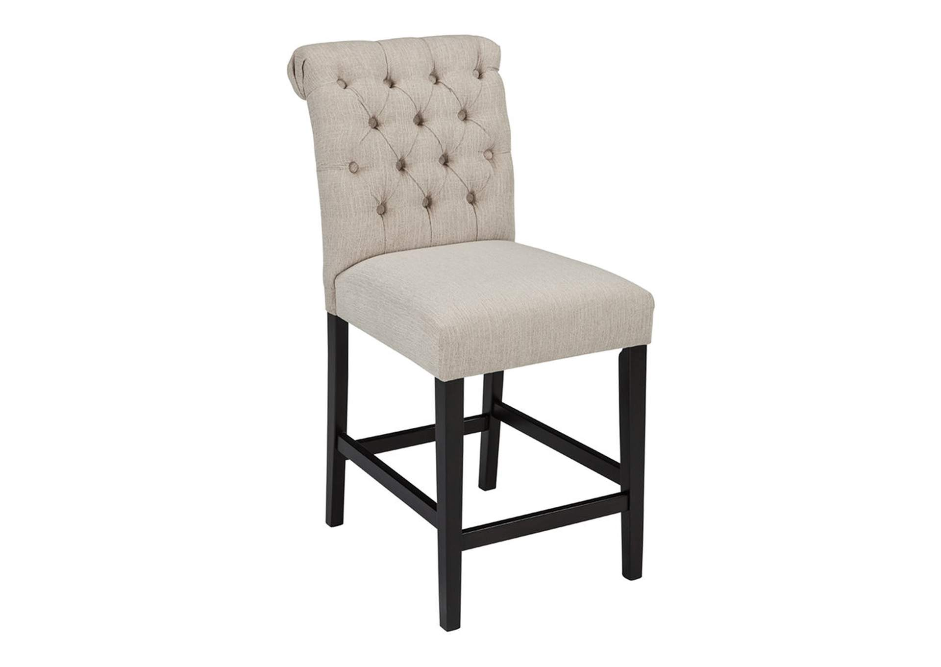 Tripton Medium Linen Upholstered Barstool (Set of 2),Direct To Consumer Express