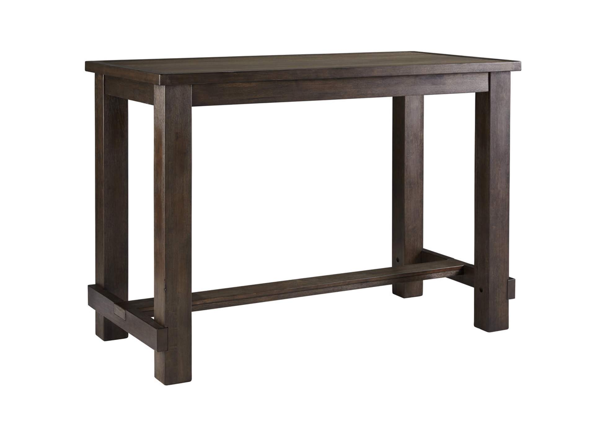 Drewing Brown Bar Height Table,Direct To Consumer Express
