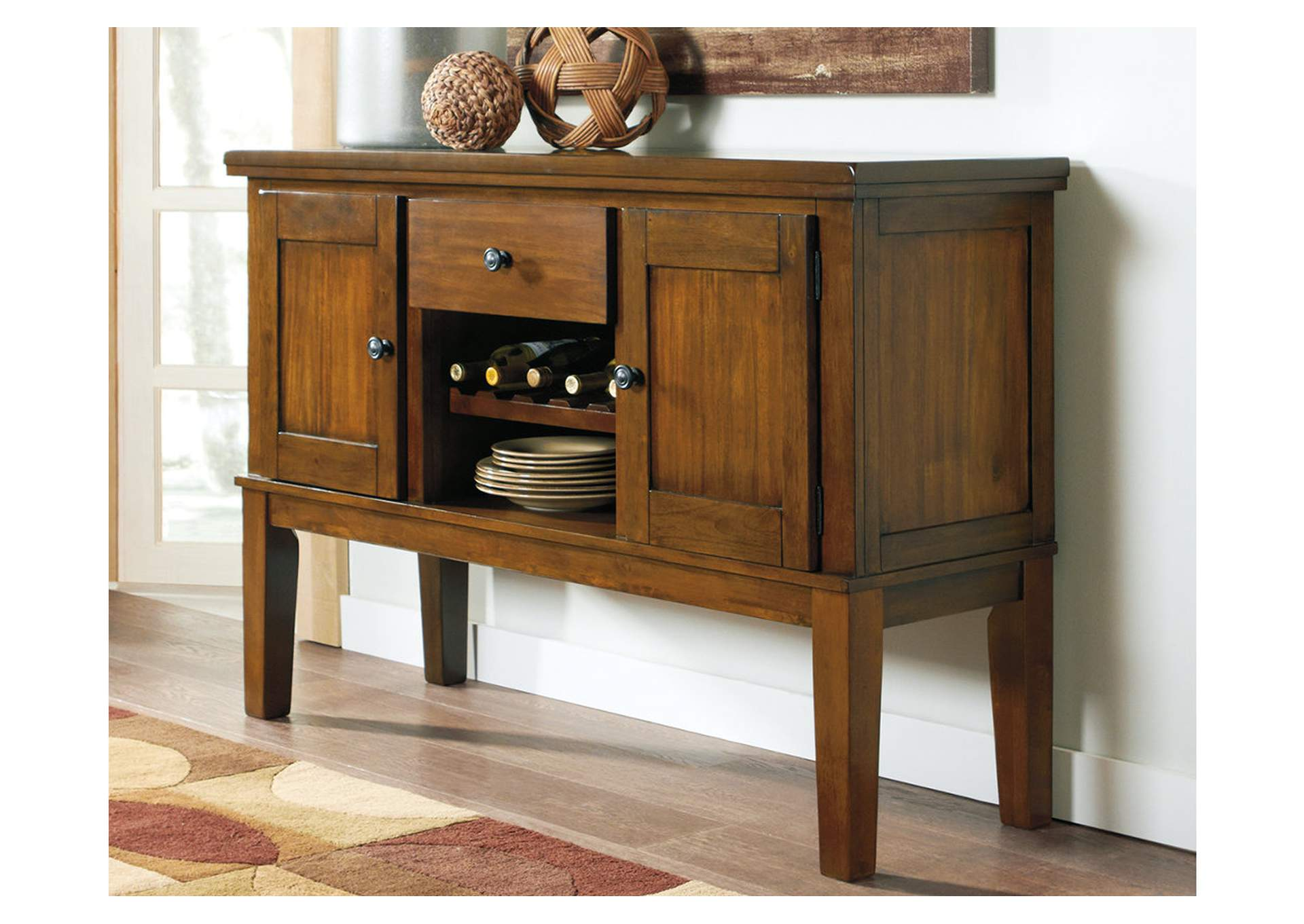 Ralene Dining Room Server,Signature Design By Ashley