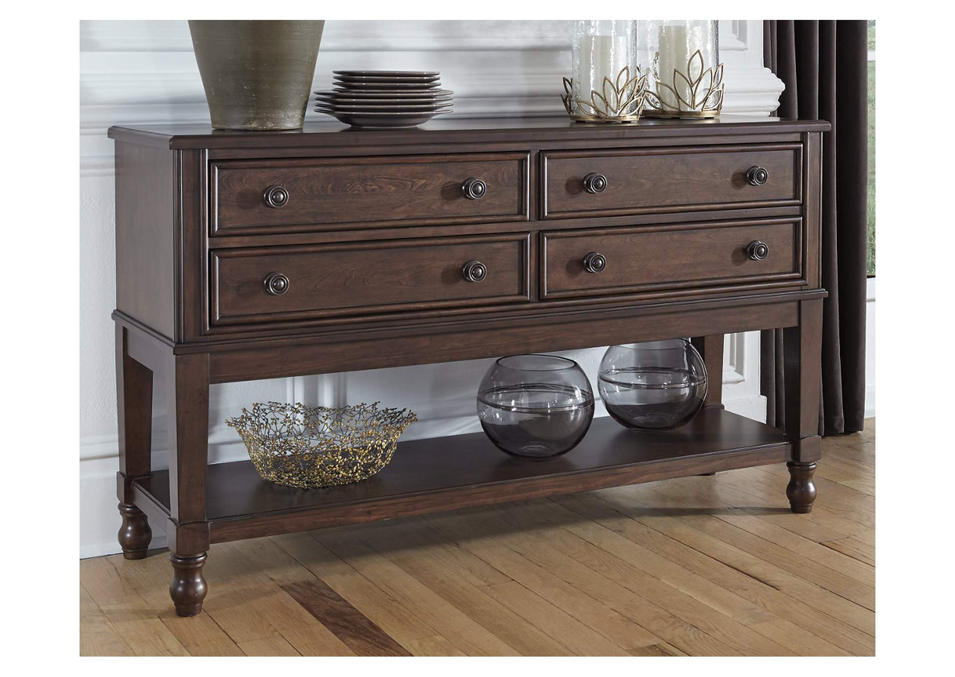 Adinton Dining Room Server,Signature Design By Ashley