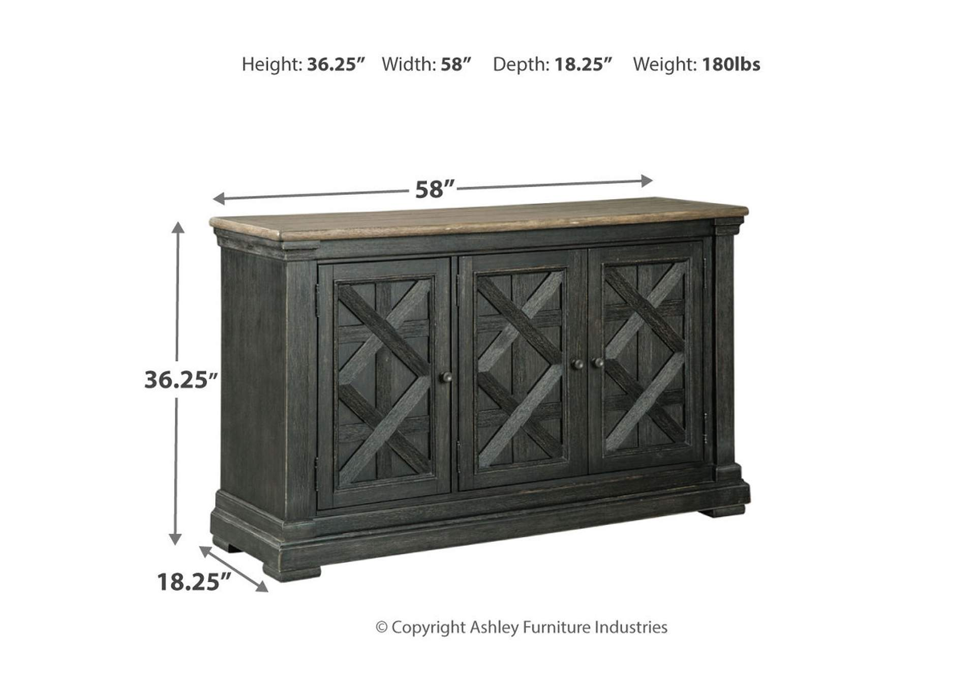 Tyler Creek Dining Server,Signature Design By Ashley