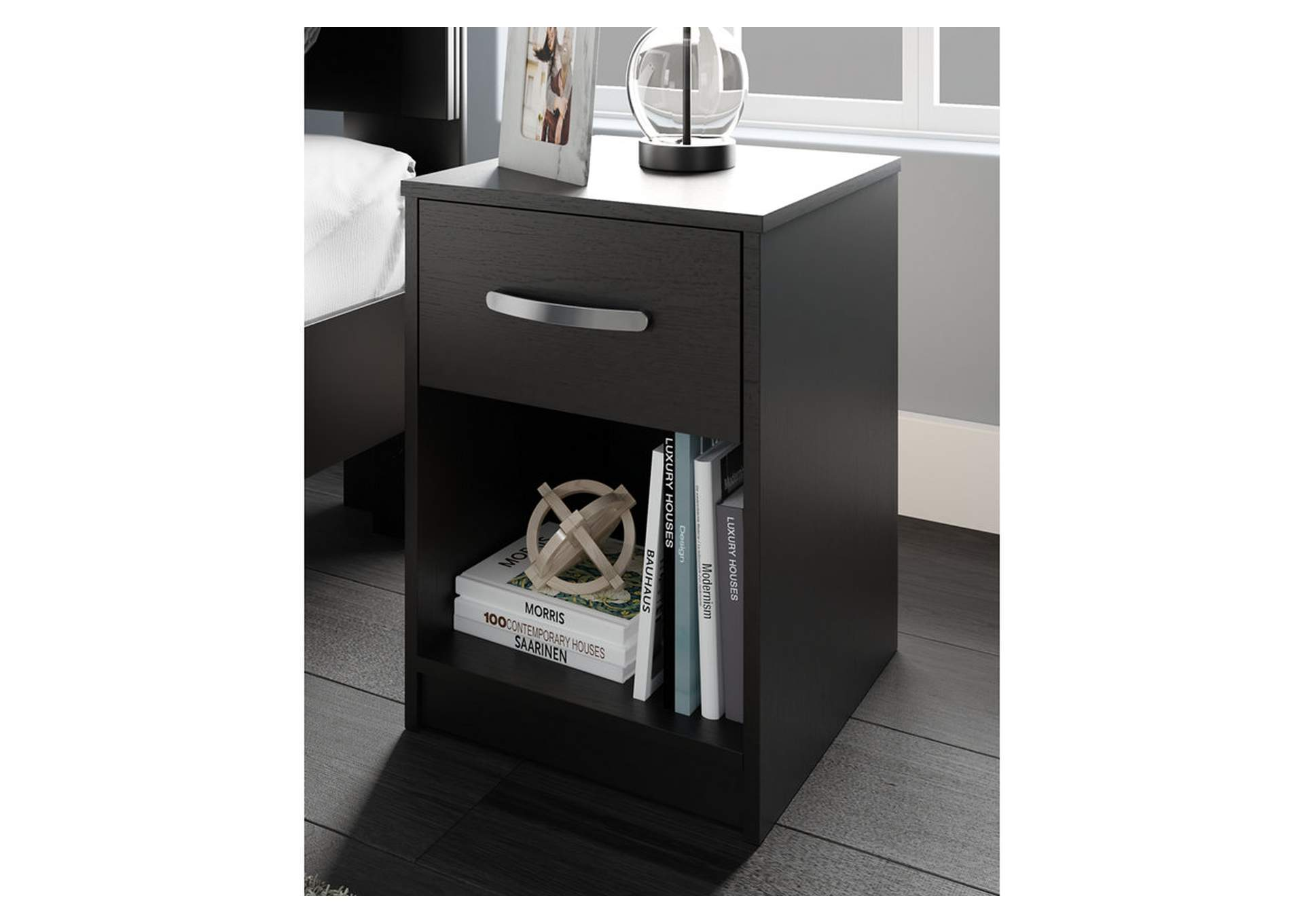 Flannia Nightstand,Signature Design By Ashley