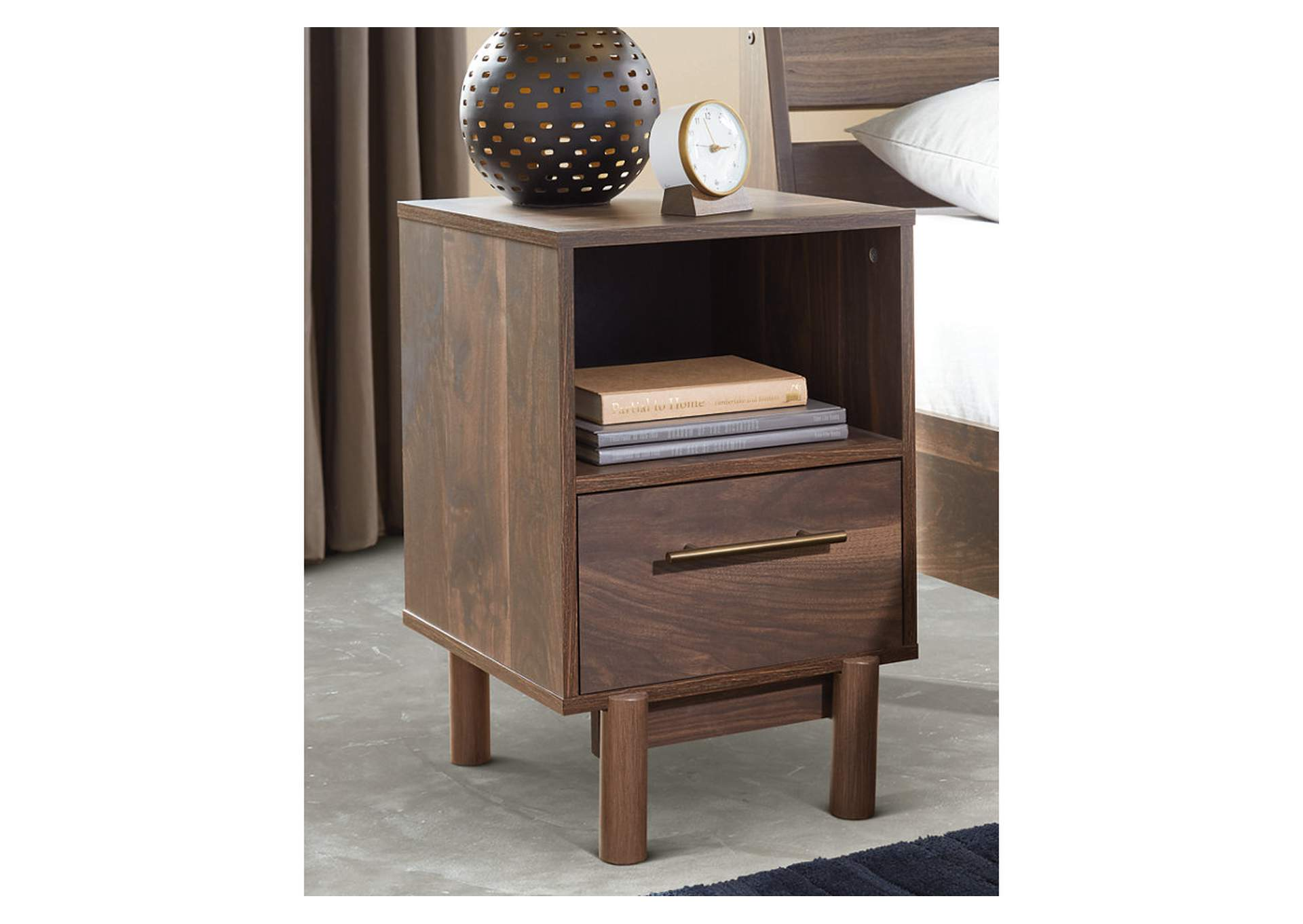 Calverson Nightstand,Signature Design By Ashley