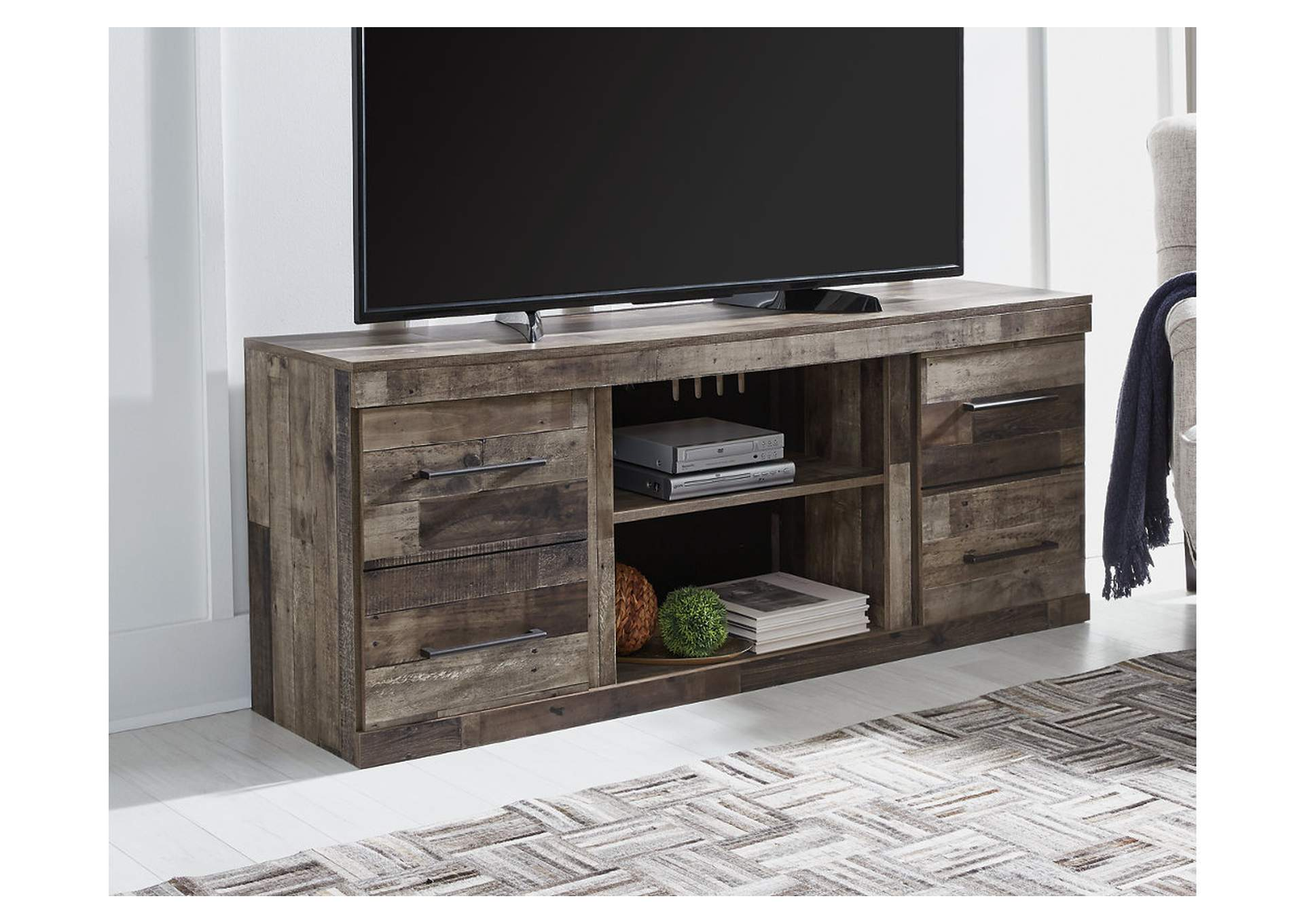 "Derekson 60"" TV Stand,Signature Design By Ashley"