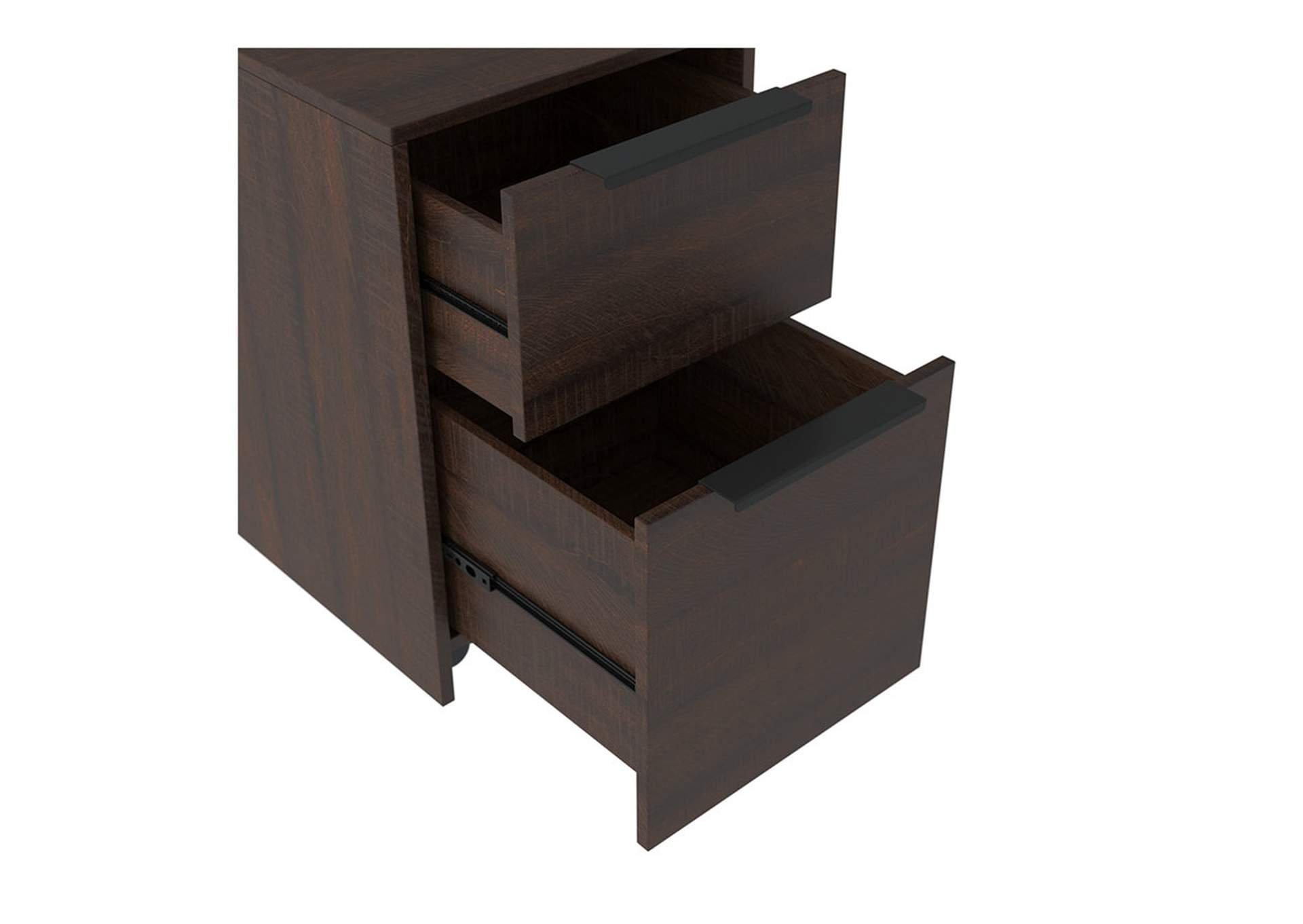 Camiburg Warm Brown File Cabinet,Signature Design By Ashley