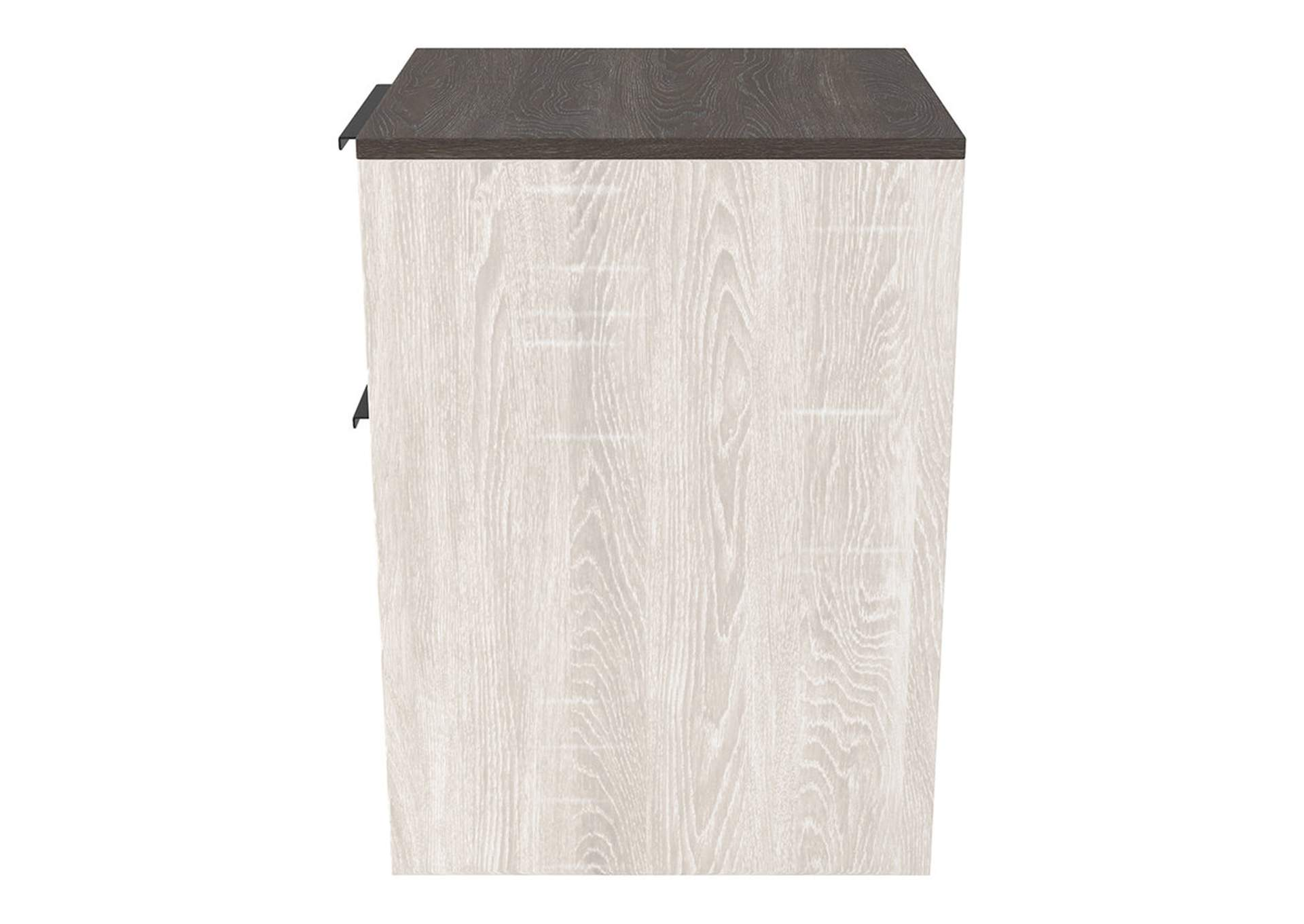 Dorrinson Two-Tone File Cabinet,Signature Design By Ashley