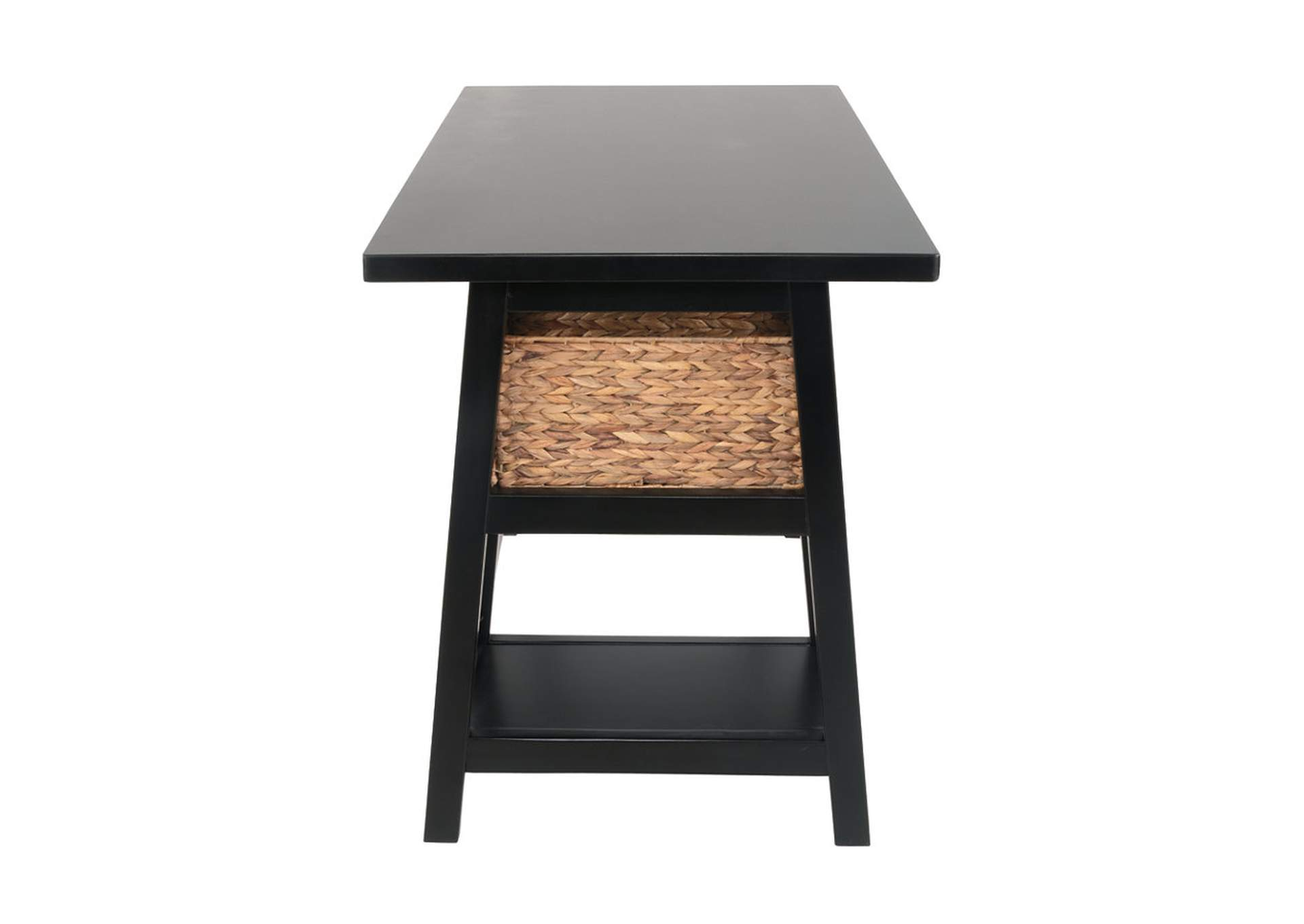 Mirimyn Black Home Office Small Desk,Direct To Consumer Express
