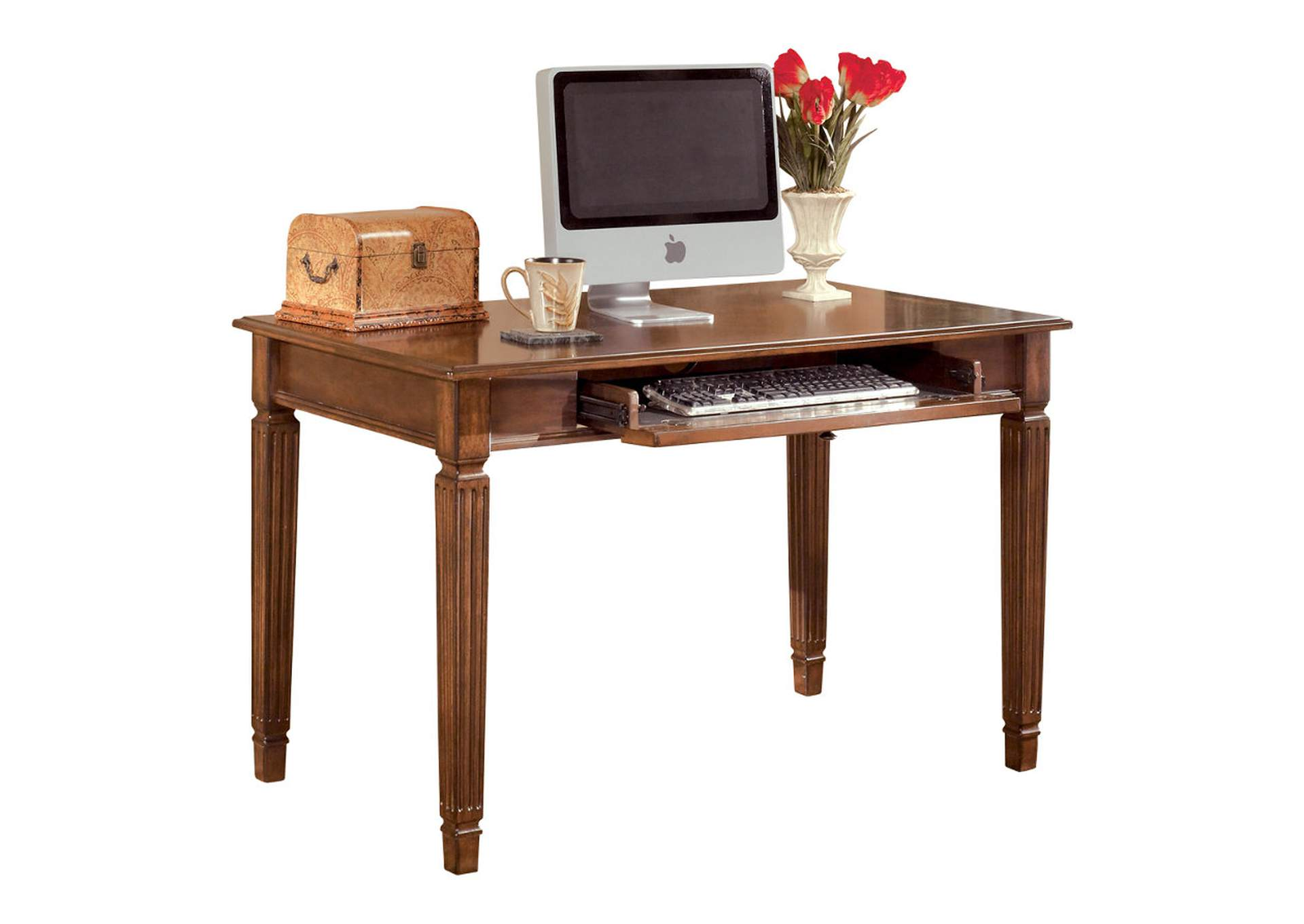 Hamlyn Medium Brown Small Leg Desk,Direct To Consumer Express