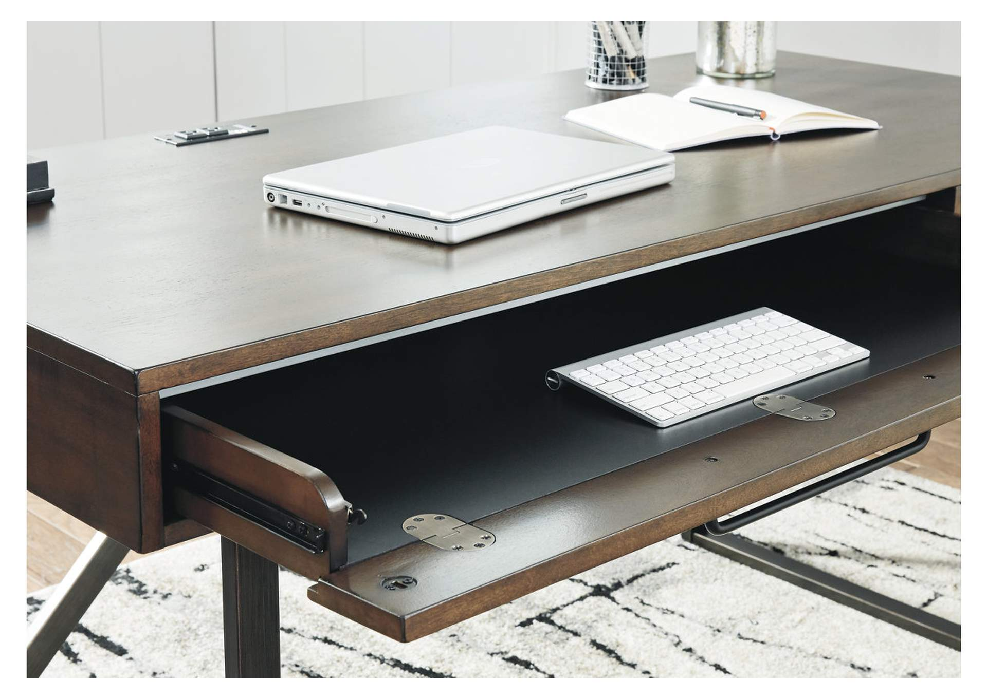 Starmore Brown Small Home Office Desk,Signature Design By Ashley