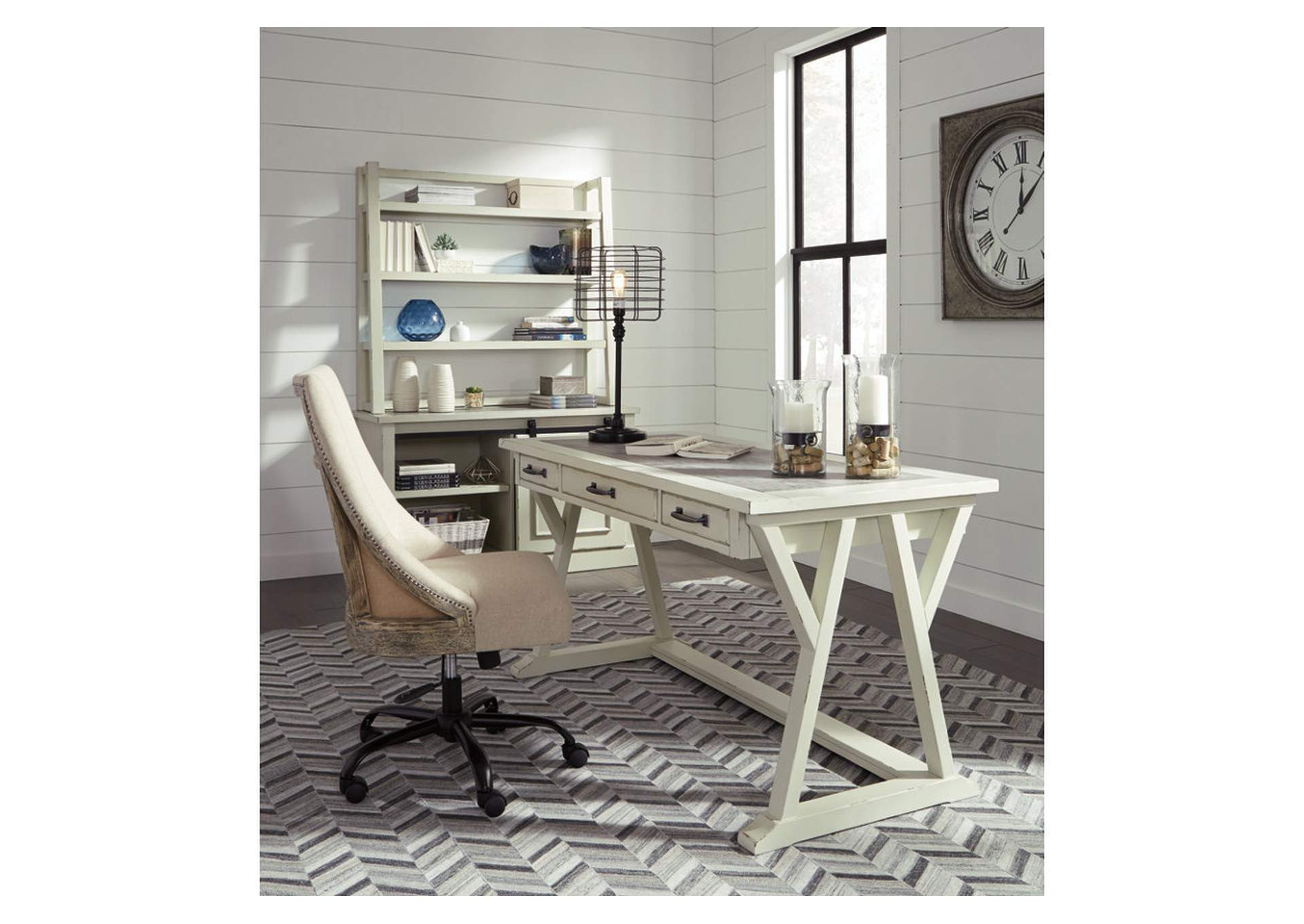 "Jonileene 60"" Home Office Desk,Direct To Consumer Express"