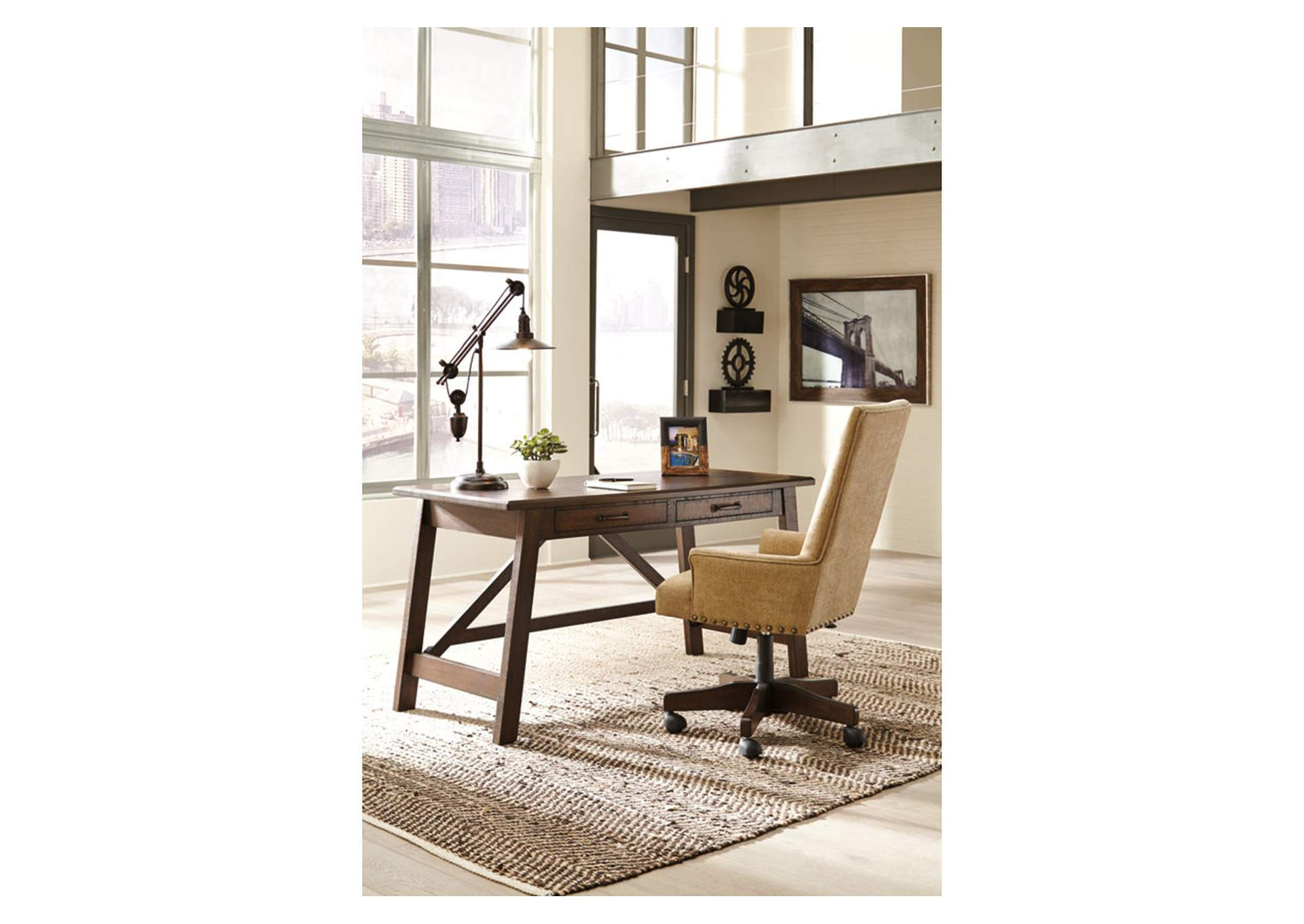 Baldridge Home Office Desk Chair,Direct To Consumer Express