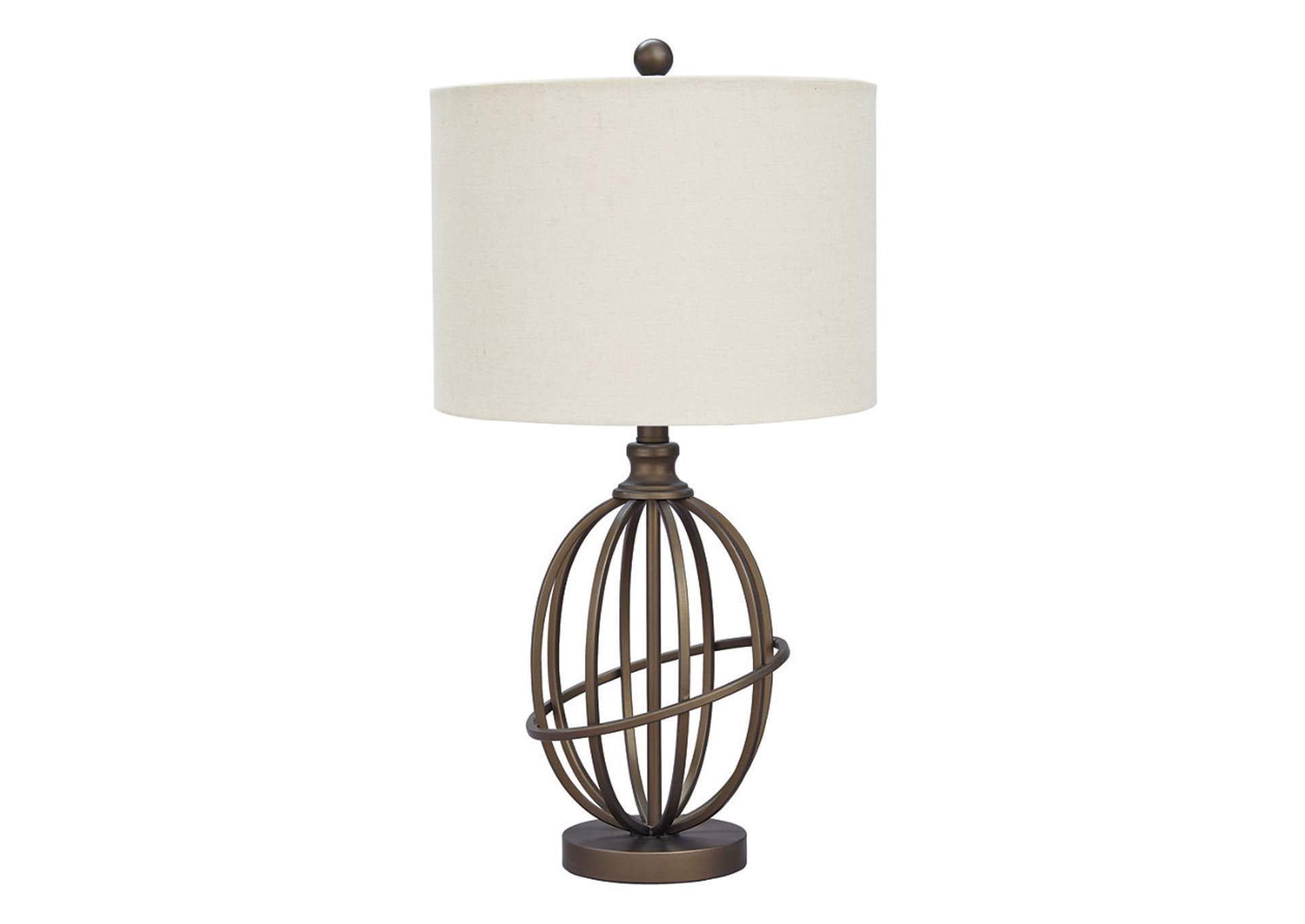 Manasa Bronze Metal Table Lamp,Direct To Consumer Express
