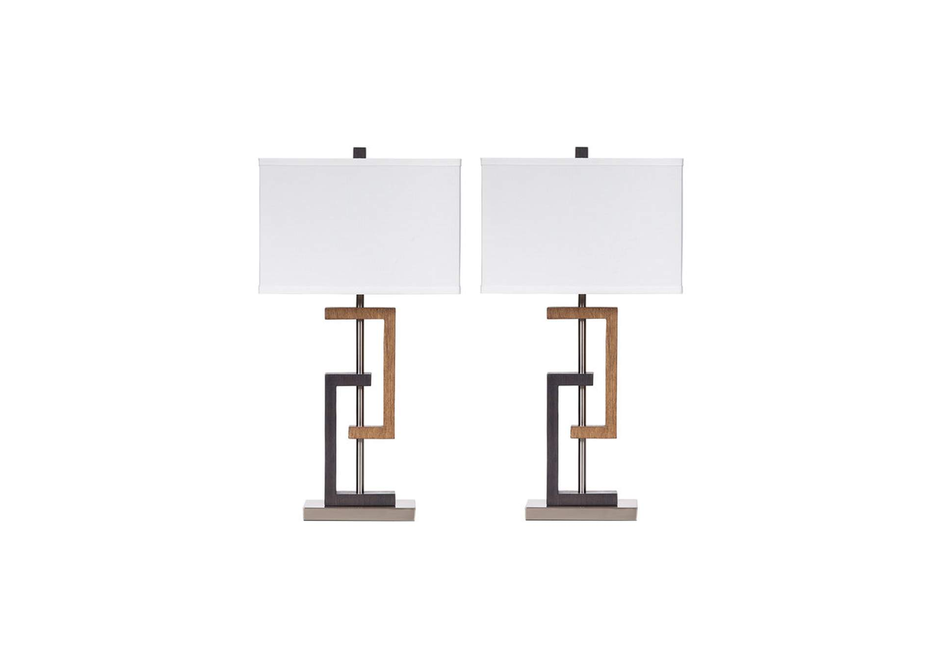 Syler Poly Table Lamp (Set of 2),Direct To Consumer Express