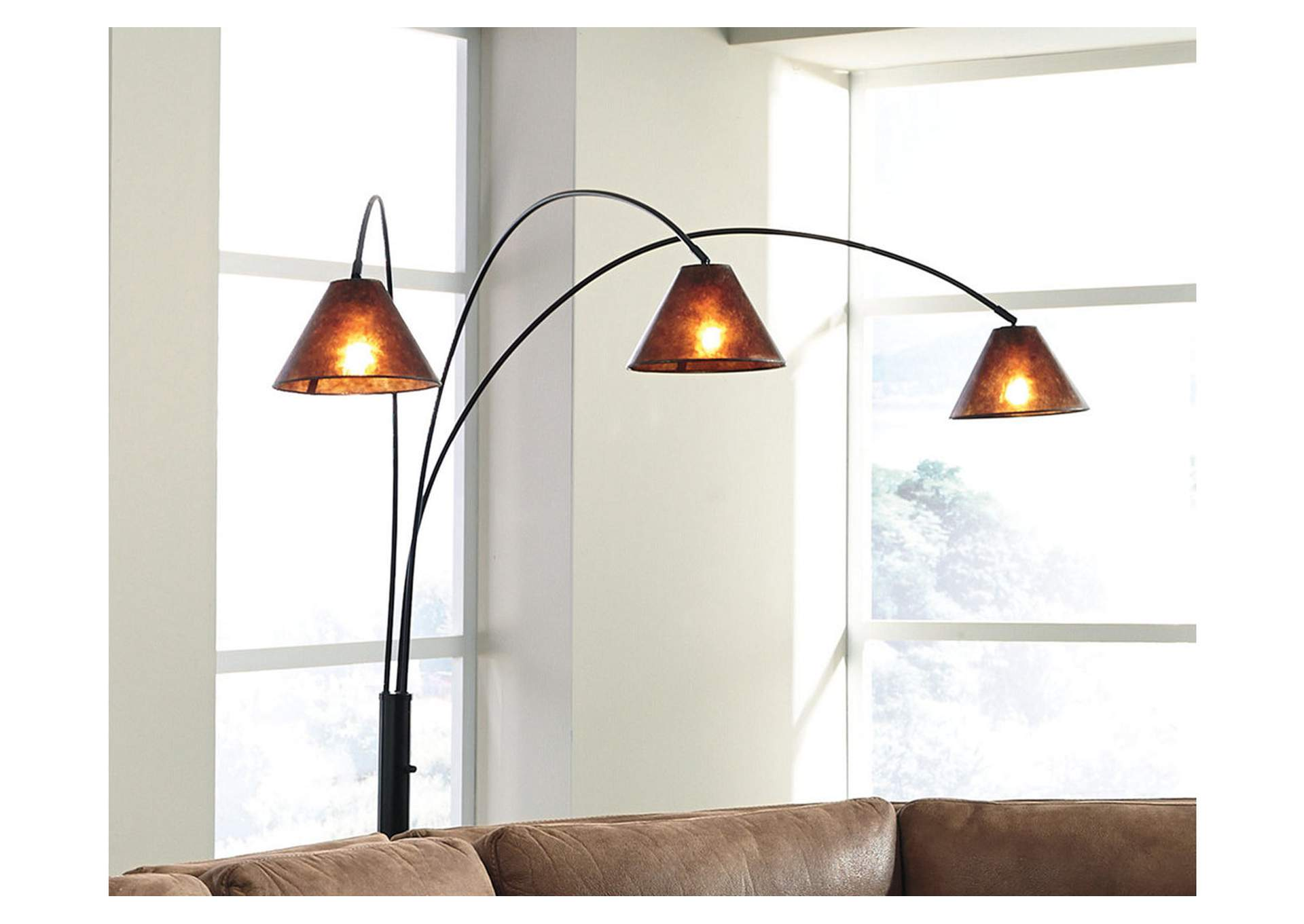 Sharde Metal Arc Lamp,Direct To Consumer Express