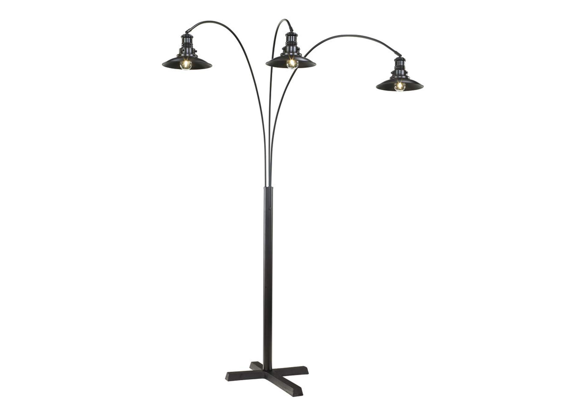Black Metal Arc Lamp,Direct To Consumer Express