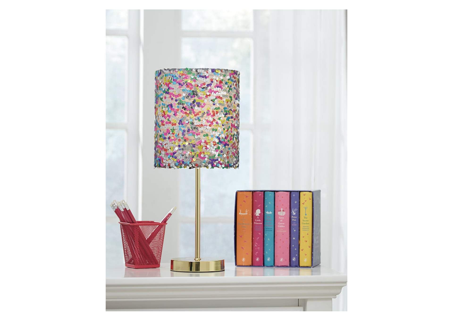 Maddy Multi Metal Table Lamp,Direct To Consumer Express