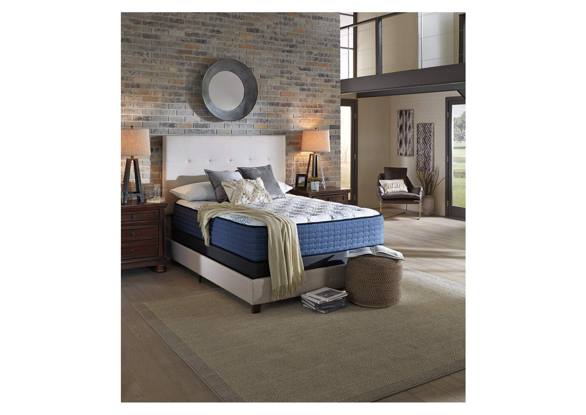Mt Dana Plush California King Mattress,Sierra Sleep by Ashley