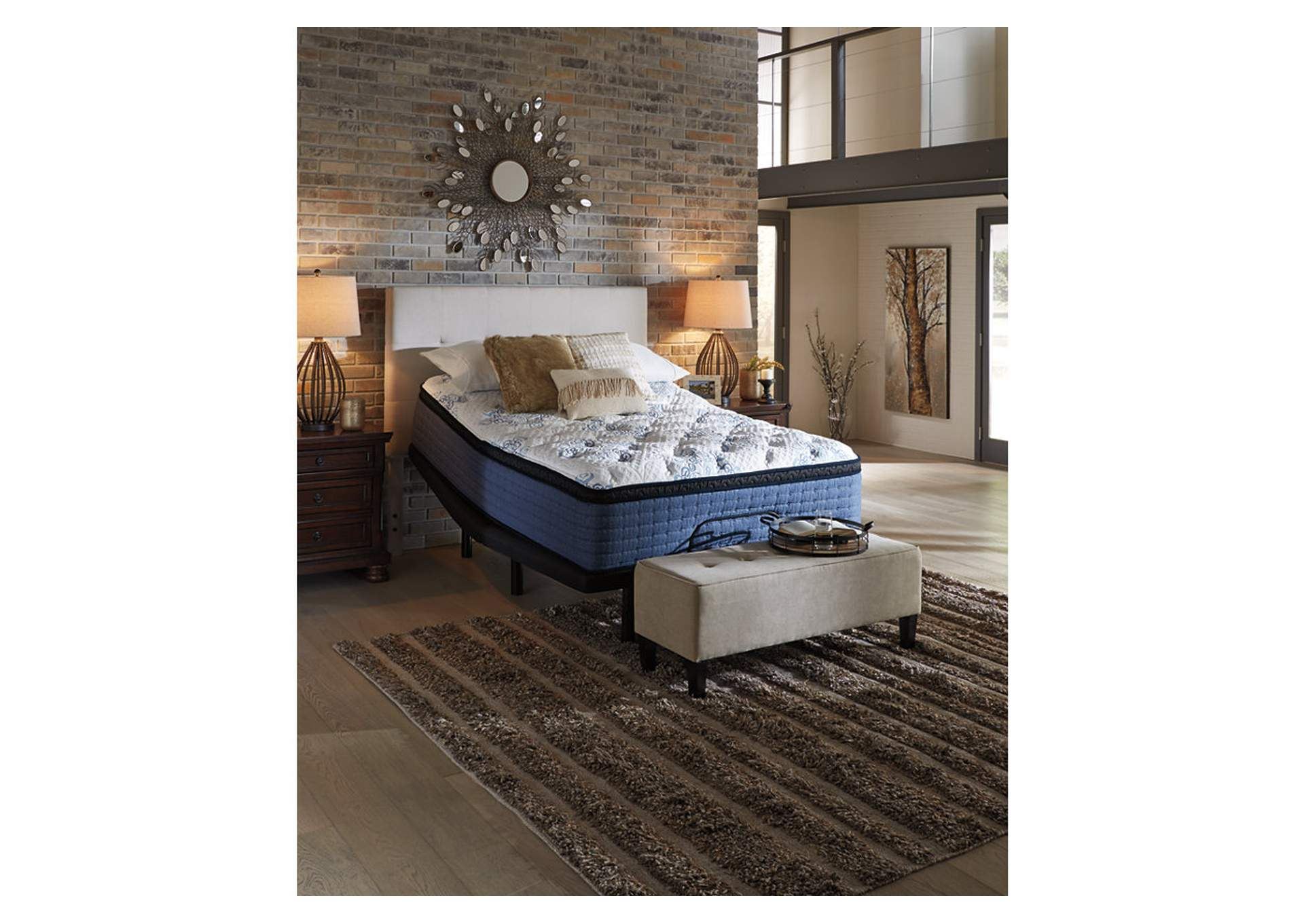 Mt Dana Euro Top California King Mattress,Sierra Sleep by Ashley