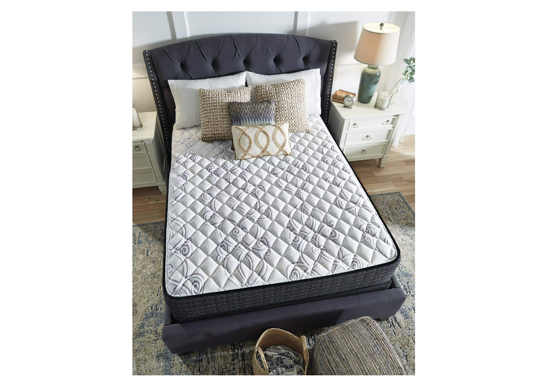 Limited Edition Firm King Mattress,Sierra Sleep by Ashley