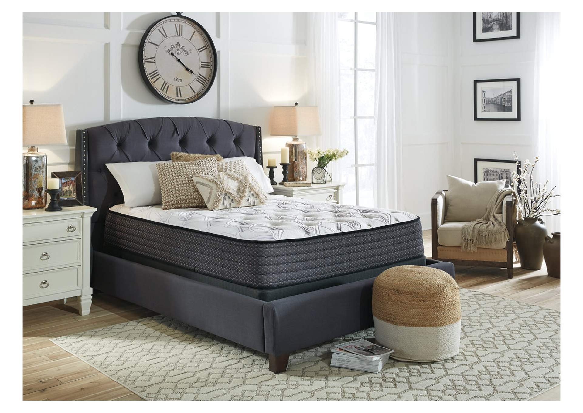 Limited Edition Plush King Mattress,Sierra Sleep by Ashley