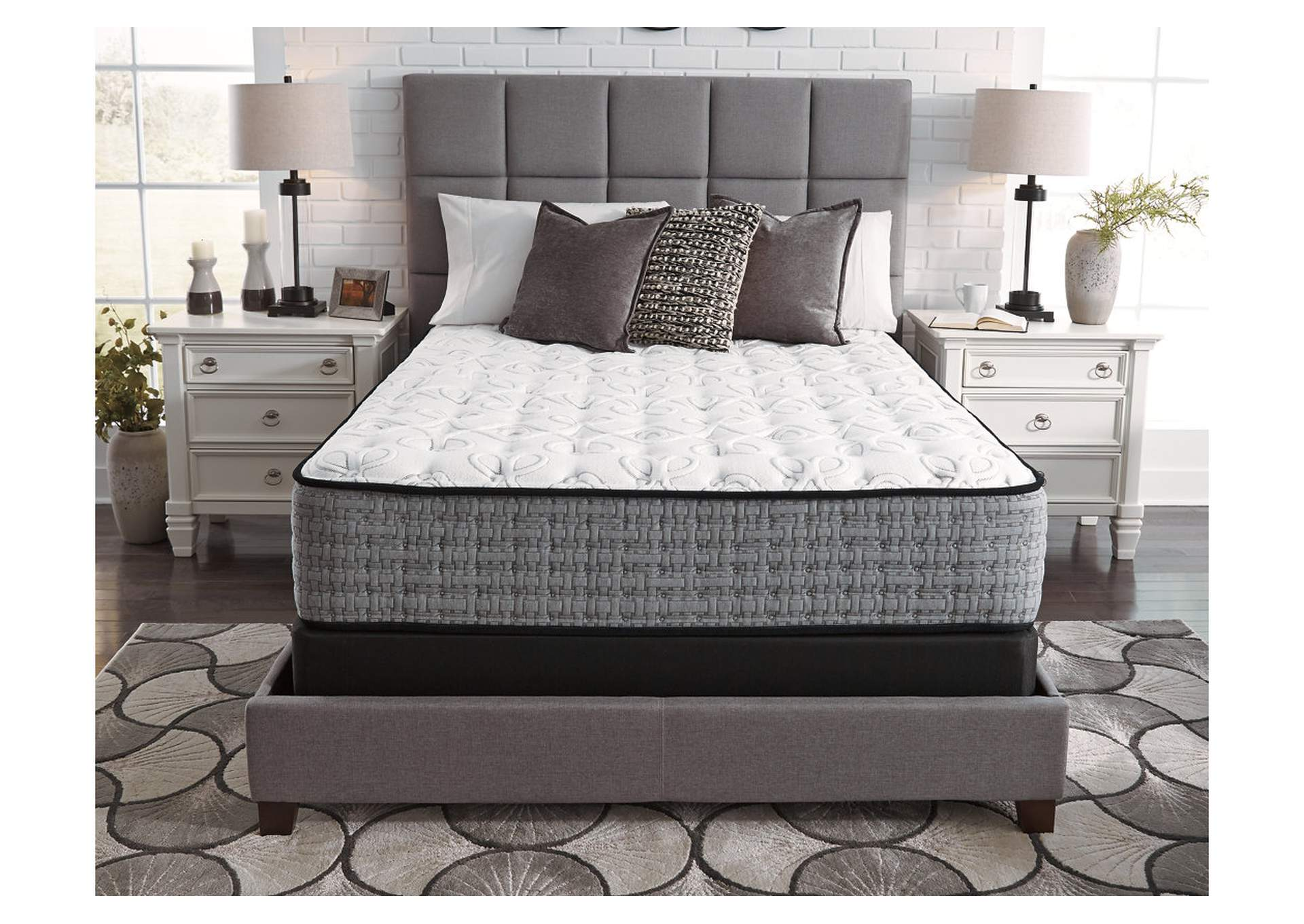 Mt Rogers Ltd Firm California King Mattress,Sierra Sleep by Ashley