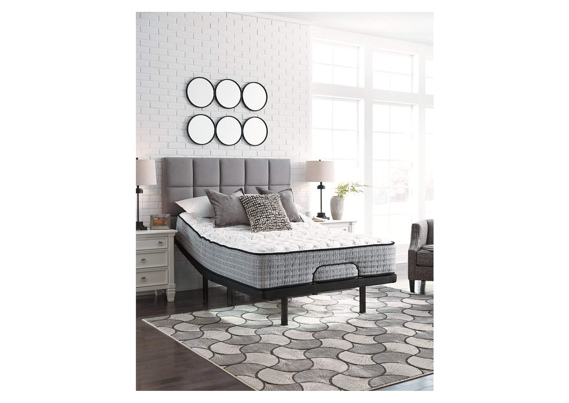Mt Rogers Ltd Firm Queen Mattress,Sierra Sleep by Ashley