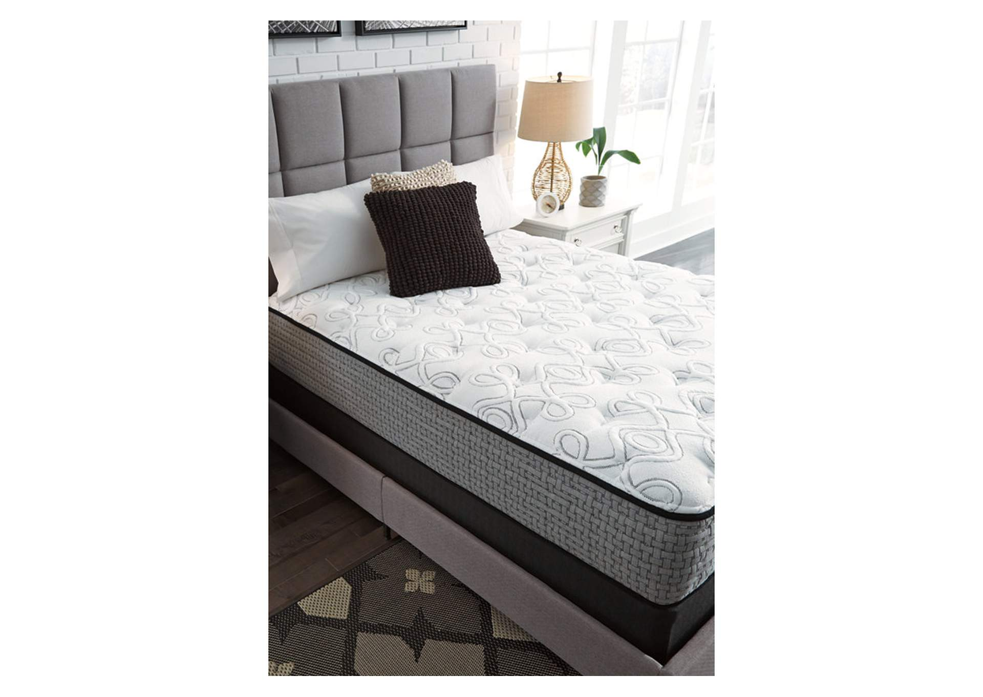 Mt Rogers Ltd Plush California King Mattress,Sierra Sleep by Ashley