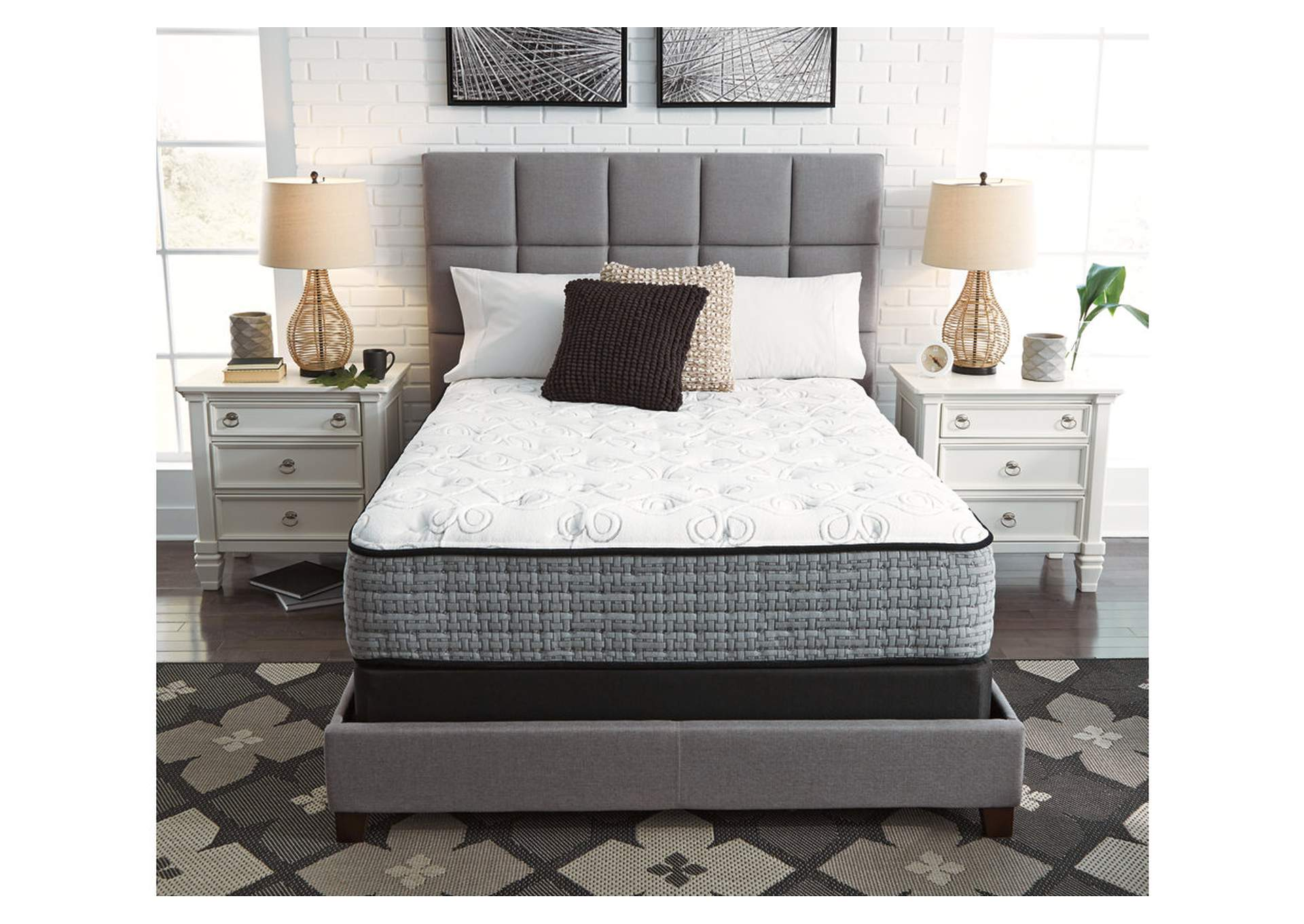 Mt Rogers Ltd Plush Queen Mattress,Sierra Sleep by Ashley