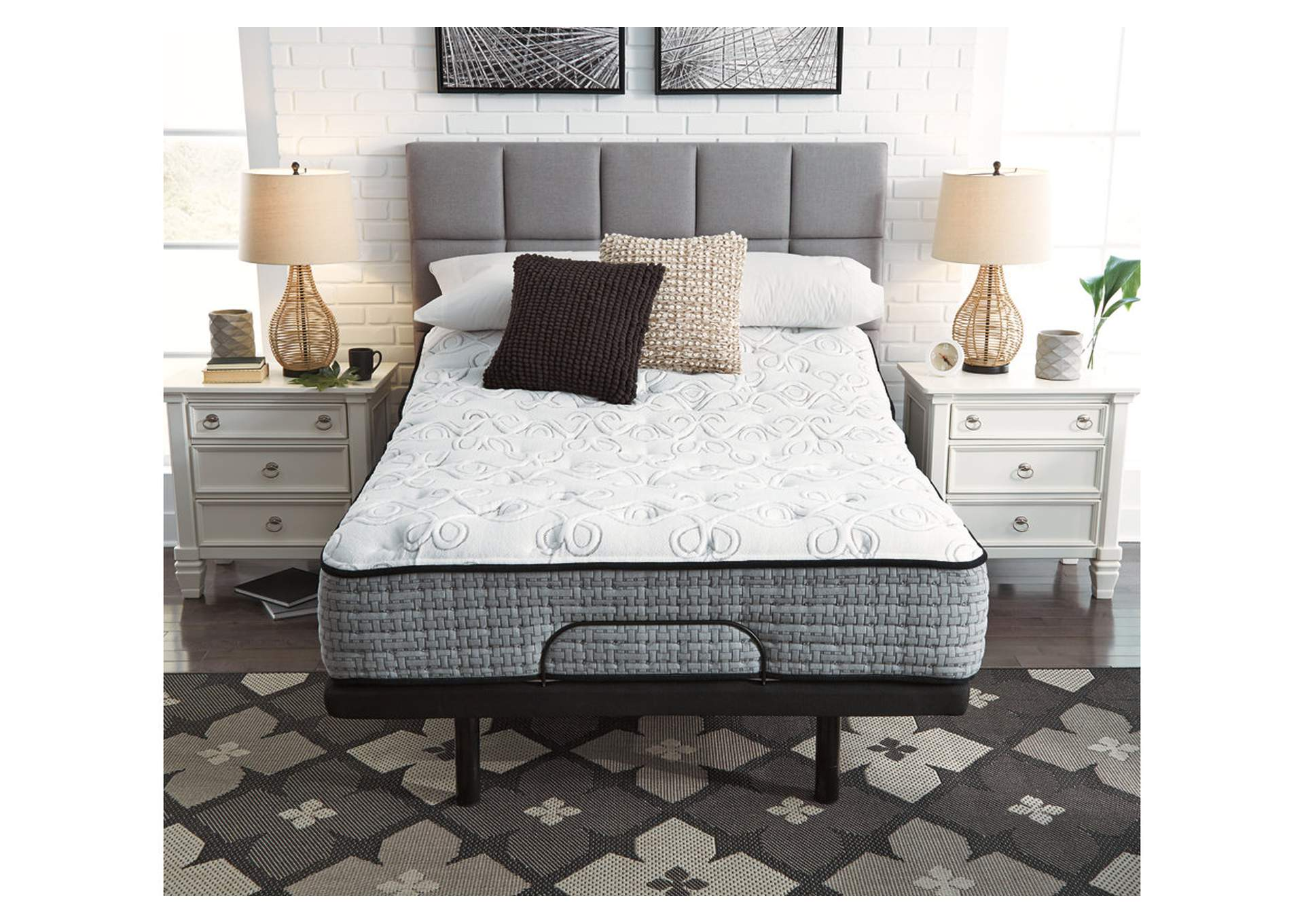 Mt Rogers Ltd Plush King Mattress,Sierra Sleep by Ashley