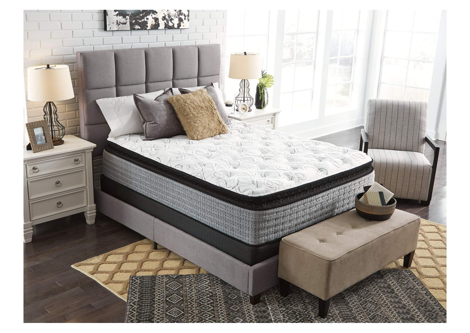 Mt Rogers Ltd Pillowtop King Mattress,Sierra Sleep by Ashley