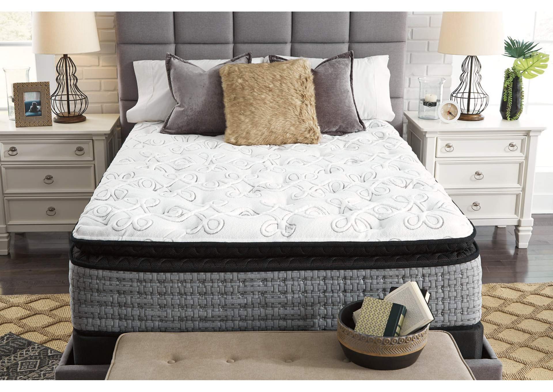 Mt Rogers Ltd Pillowtop Queen Mattress,Sierra Sleep by Ashley