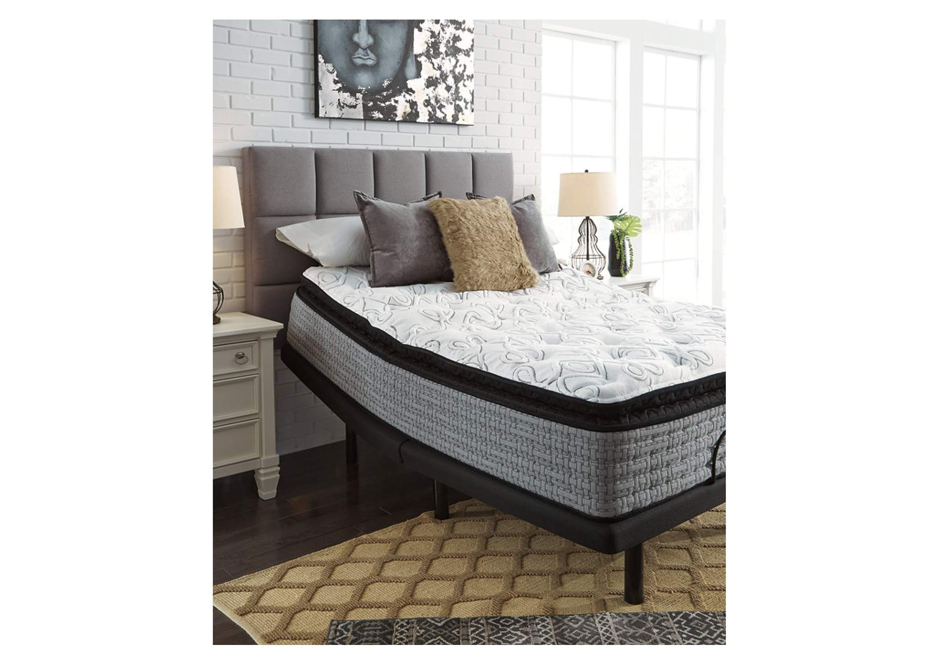 Mt Rogers Ltd Pillowtop California King Mattress,Sierra Sleep by Ashley