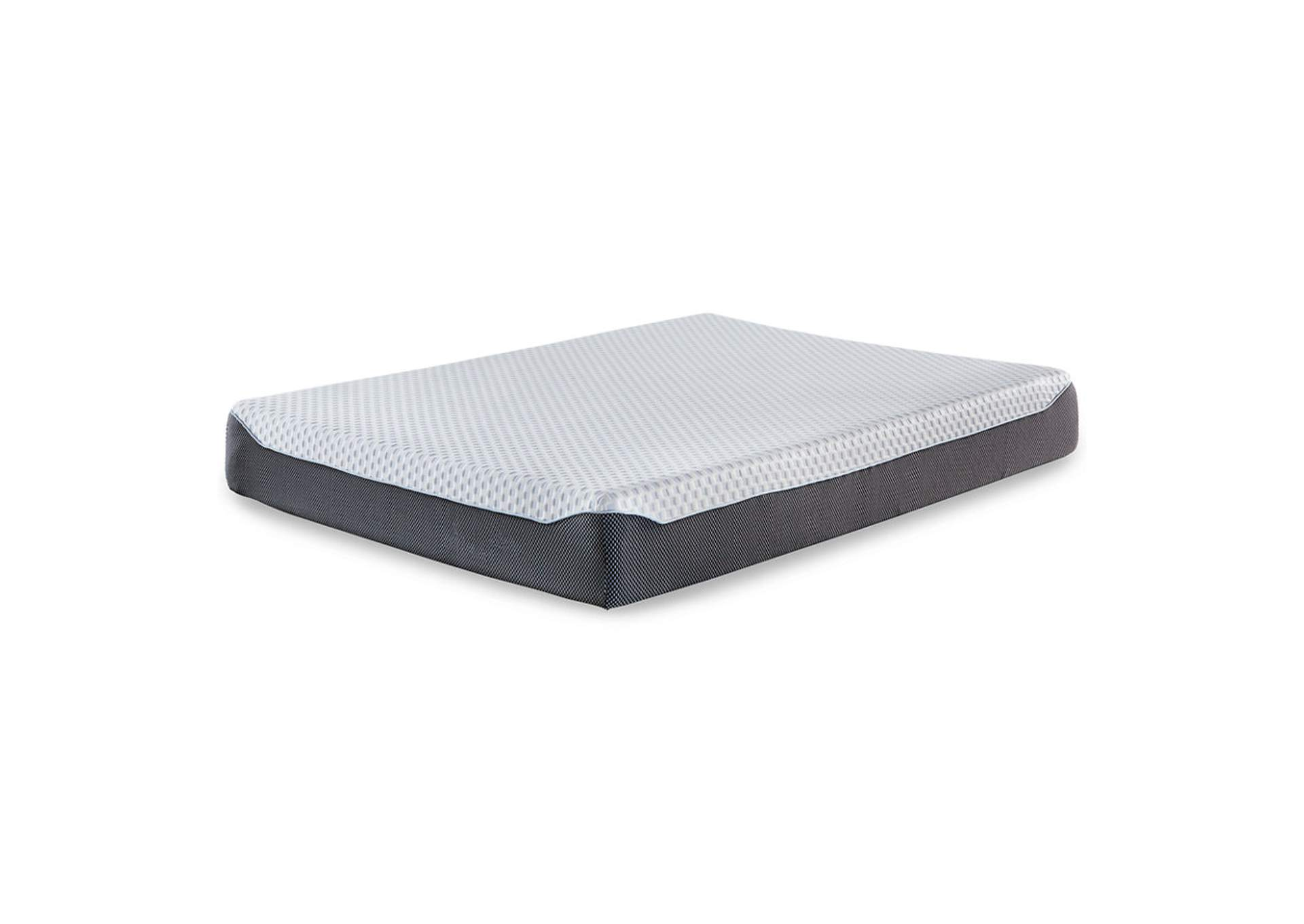 10 Inch Chime Elite Twin Memory Foam Mattress in a box,Sierra Sleep by Ashley
